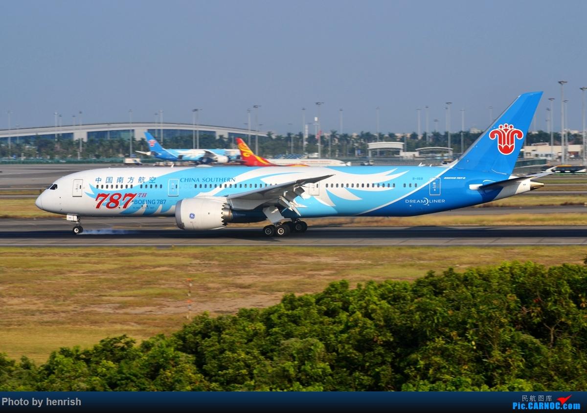 Re:[原创]【肥威的CAN】节前,西跑拍机。【 广东青少年拍机小队】【广州,你好!】 BOEING 787-9 B-1168 中国广州白云国际机场