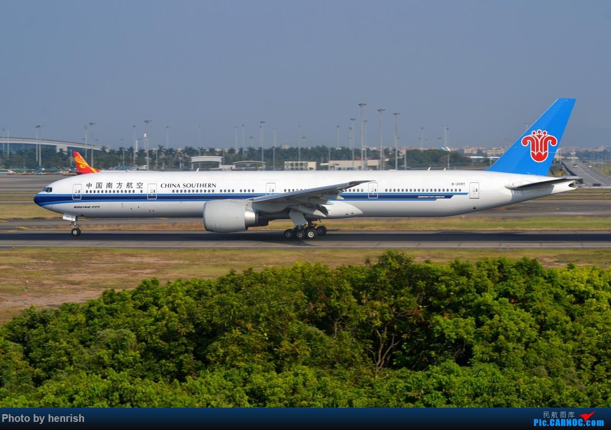 Re:[原创]【肥威的CAN】节前,西跑拍机。【 广东青少年拍机小队】【广州,你好!】 BOEING 777-300ER B-209Y 中国广州白云国际机场