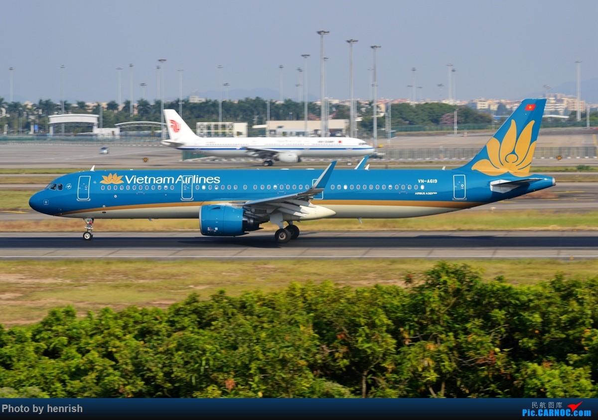 Re:[原创]【肥威的CAN】节前,西跑拍机。【 广东青少年拍机小队】【广州,你好!】 AIRBUS A321NEO VN-A619 中国广州白云国际机场