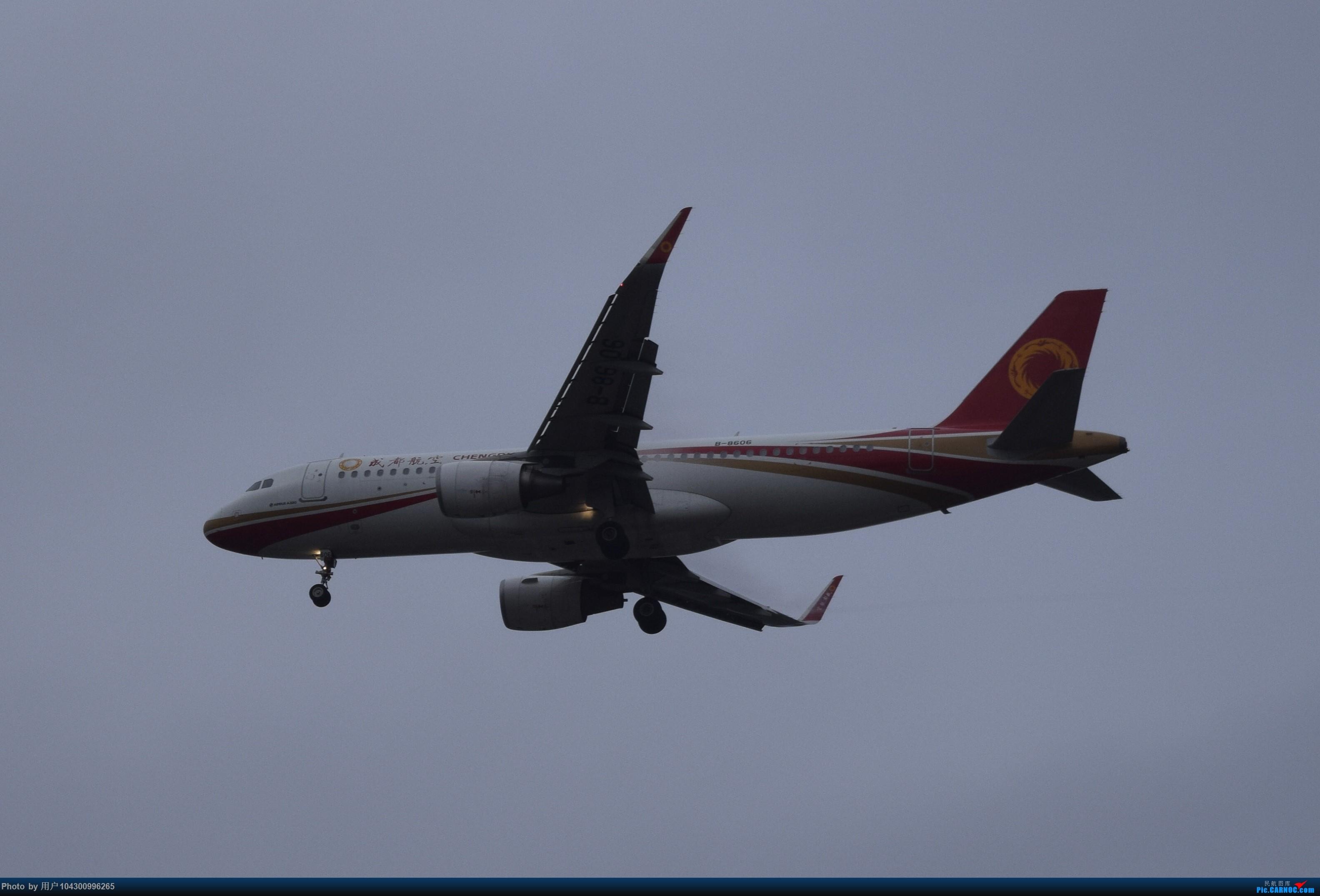 Re:[原创]乌云、雨雾之中的贵阳龙洞堡 AIRBUS A320-200 B-8606 中国贵阳龙洞堡国际机场