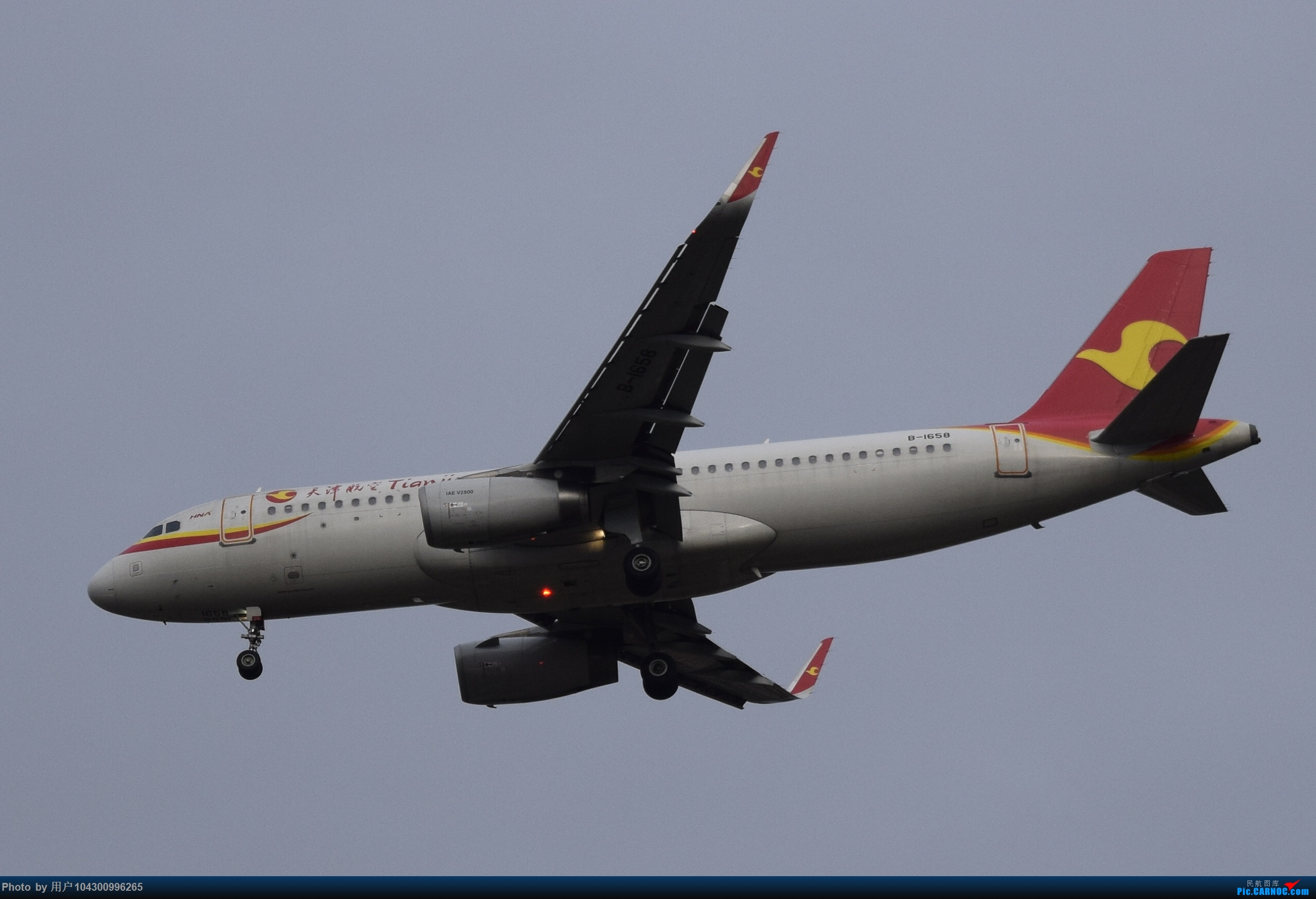 Re:[原创]乌云、雨雾之中的贵阳龙洞堡 AIRBUS A320-200 B-1658 中国贵阳龙洞堡国际机场