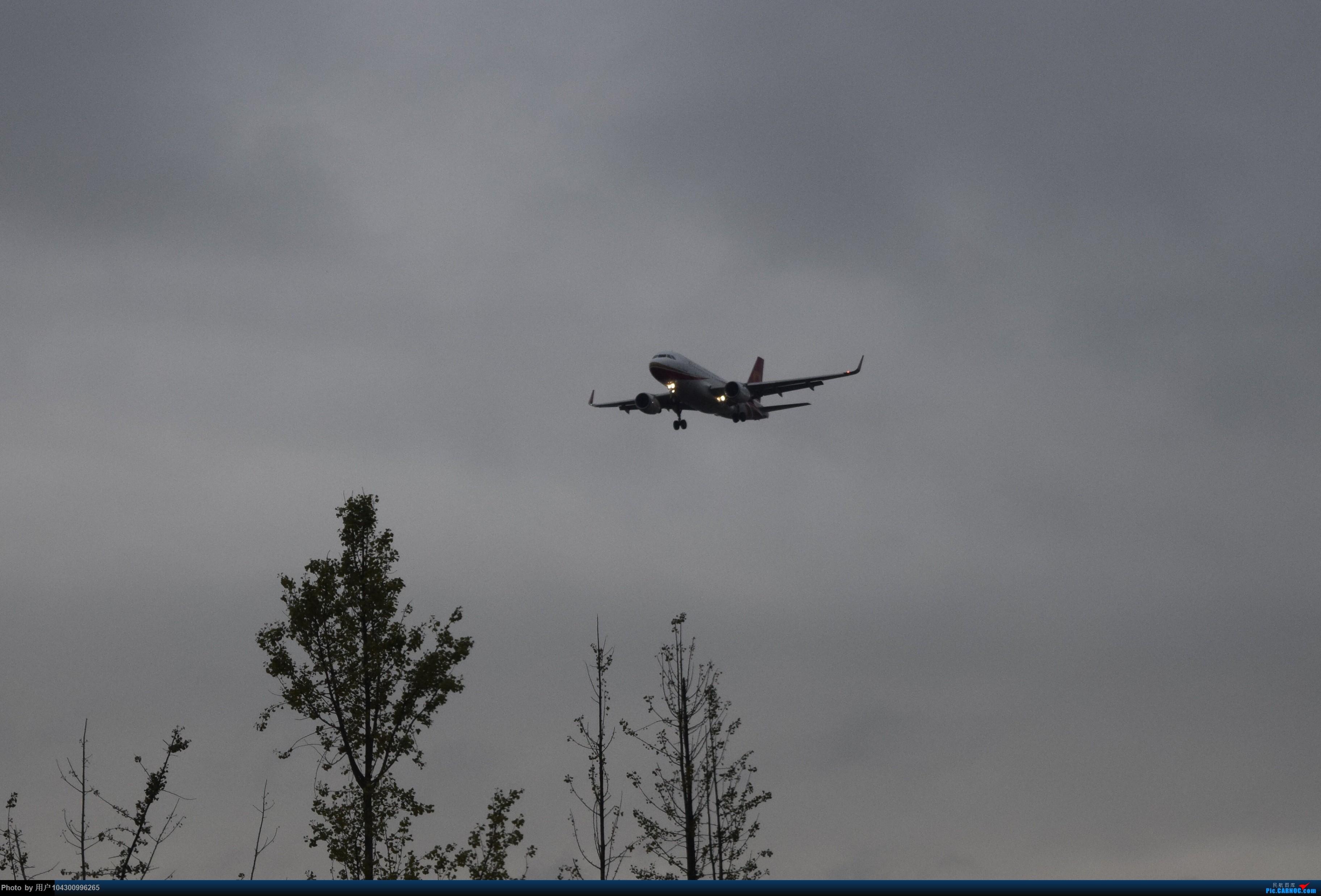 Re:[原创]乌云、雨雾之中的贵阳龙洞堡 AIRBUS A319-100 B-8853 中国贵阳龙洞堡国际机场