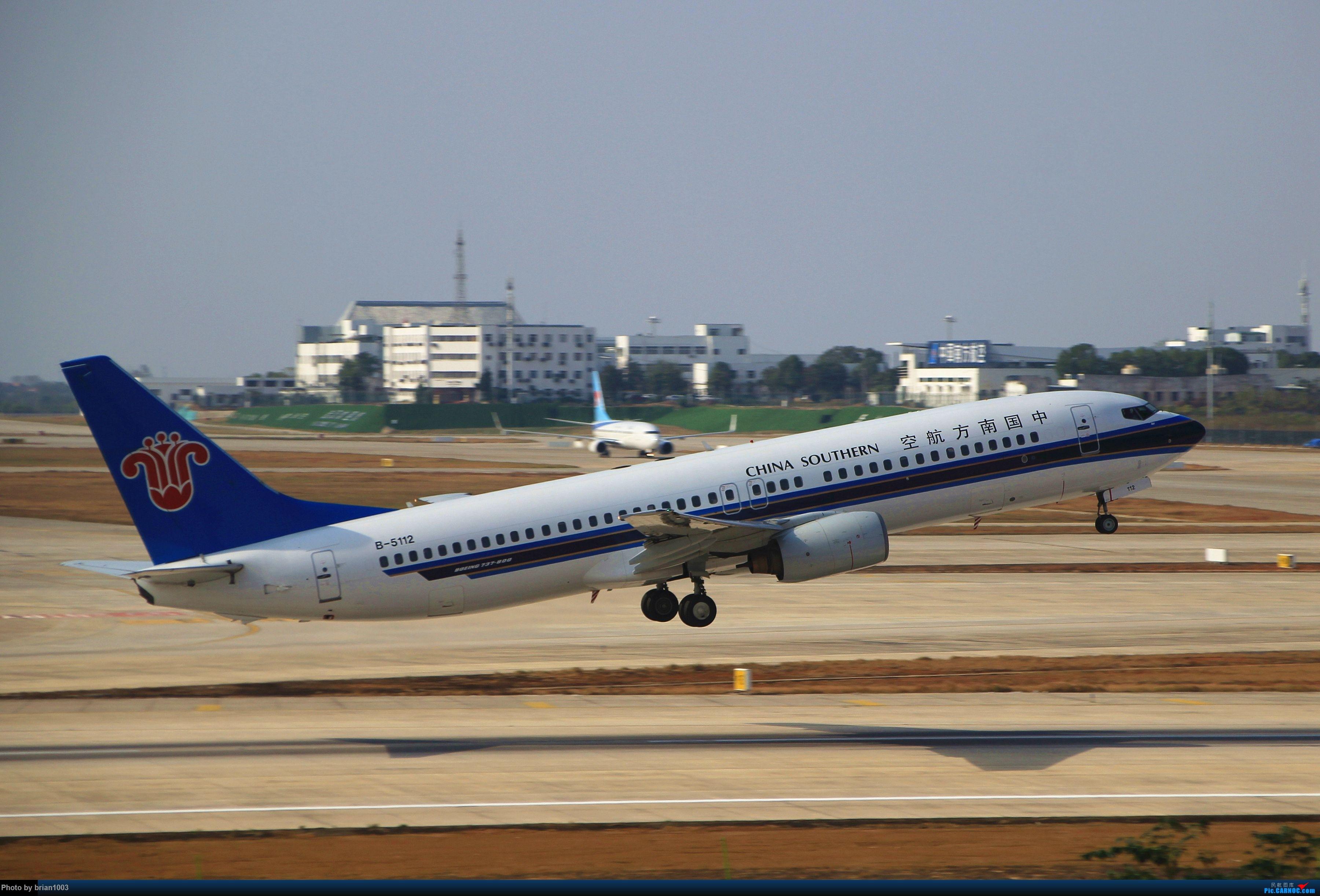 Re:[原创]WUH武汉天河机场拍机之精彩满满的十月(还可能更新) BOEING 737-800 B-5112 中国武汉天河国际机场