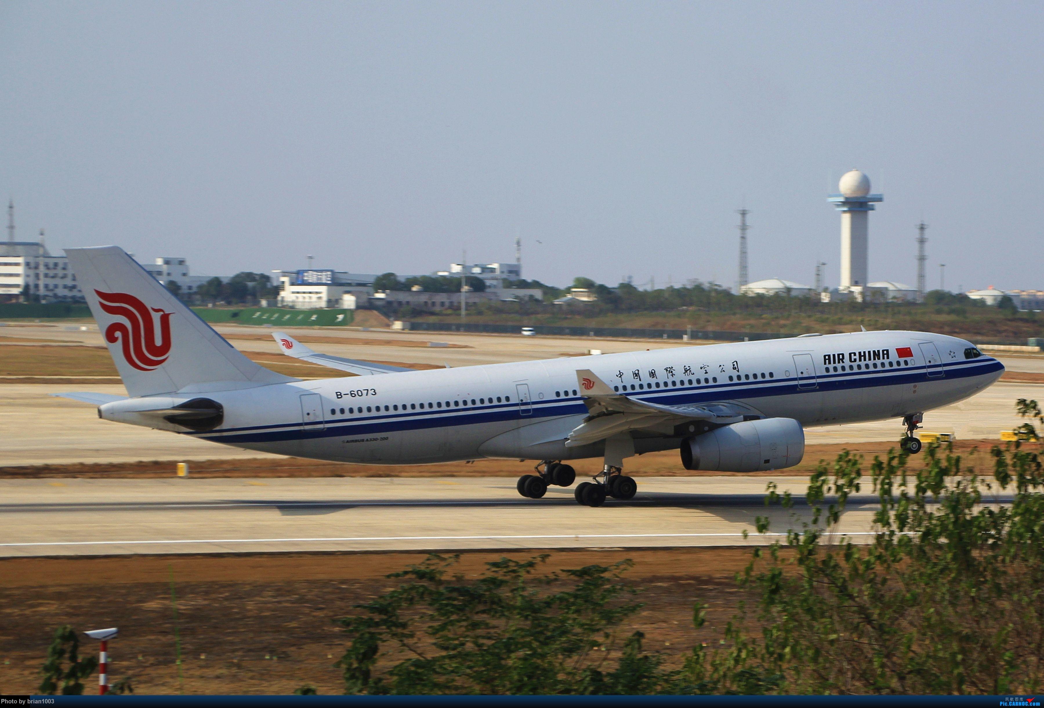 Re:[原创]WUH武汉天河机场拍机之精彩满满的十月(还可能更新) AIRBUS A330-200 B-6073 中国武汉天河国际机场