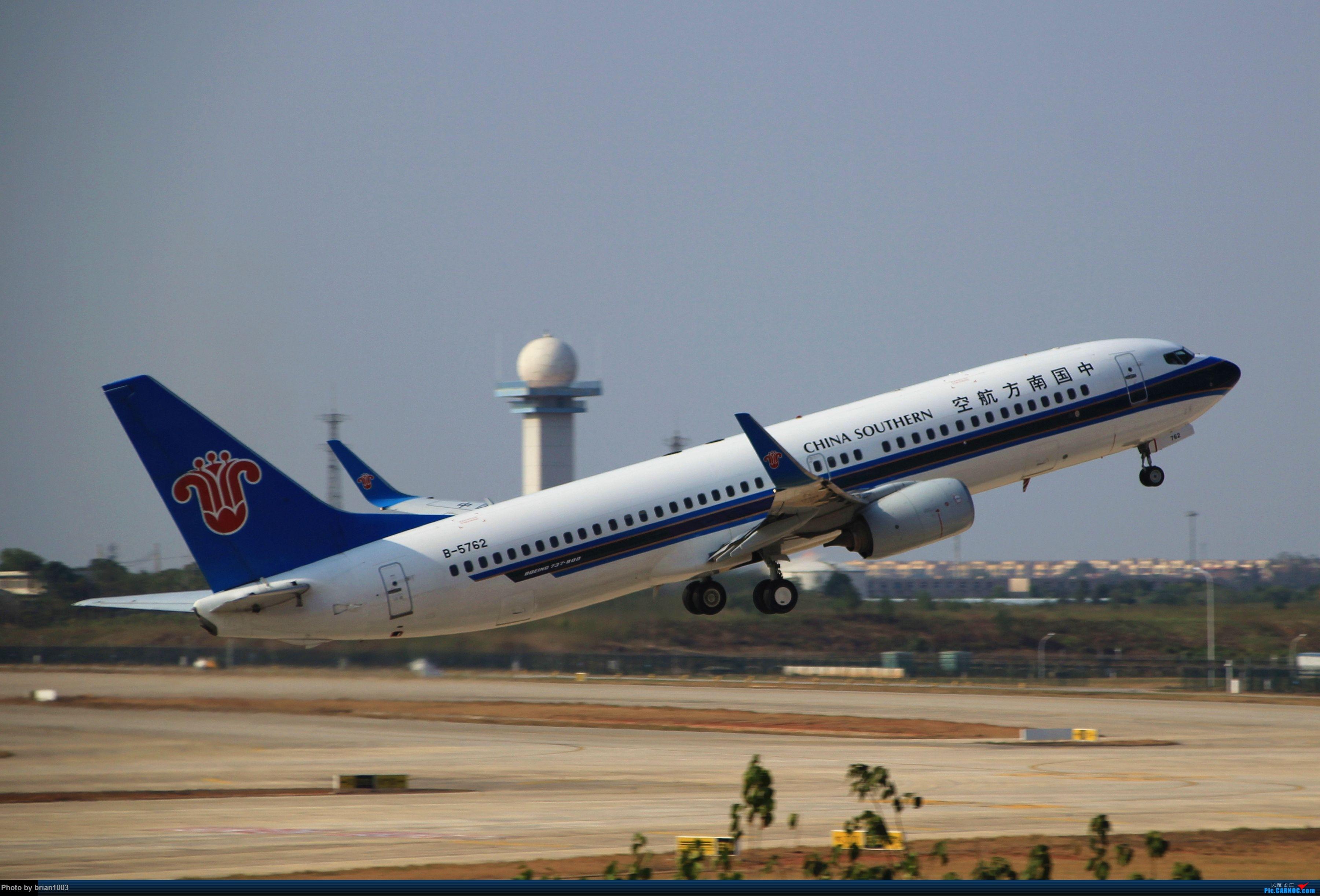 Re:[原创]WUH武汉天河机场拍机之精彩满满的十月(还可能更新) BOEING 737-800 B-5762 中国武汉天河国际机场