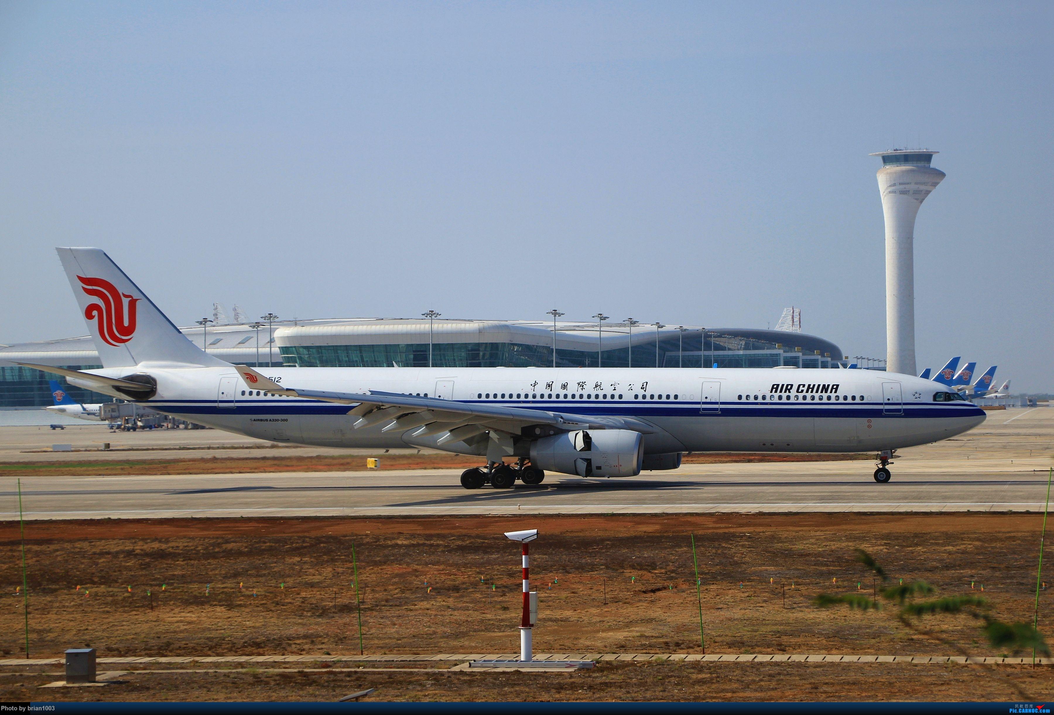 Re:[原创]WUH武汉天河机场拍机之精彩满满的十月(还可能更新) AIRBUS A330-300 B-6512 中国武汉天河国际机场