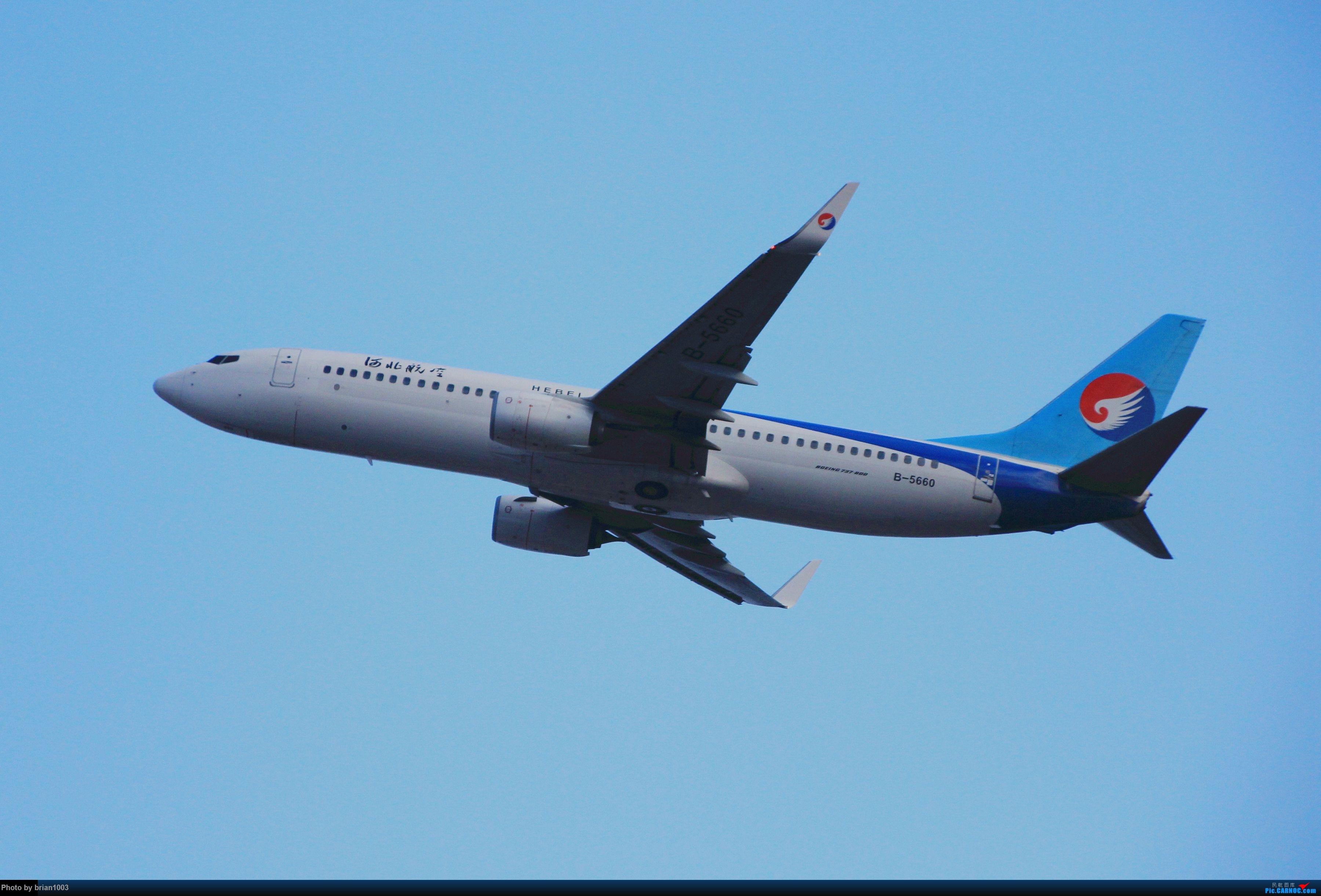 Re:[原创]WUH武汉天河机场拍机之精彩满满的十月(还可能更新) BOEING 737-800 B-5660 中国武汉天河国际机场