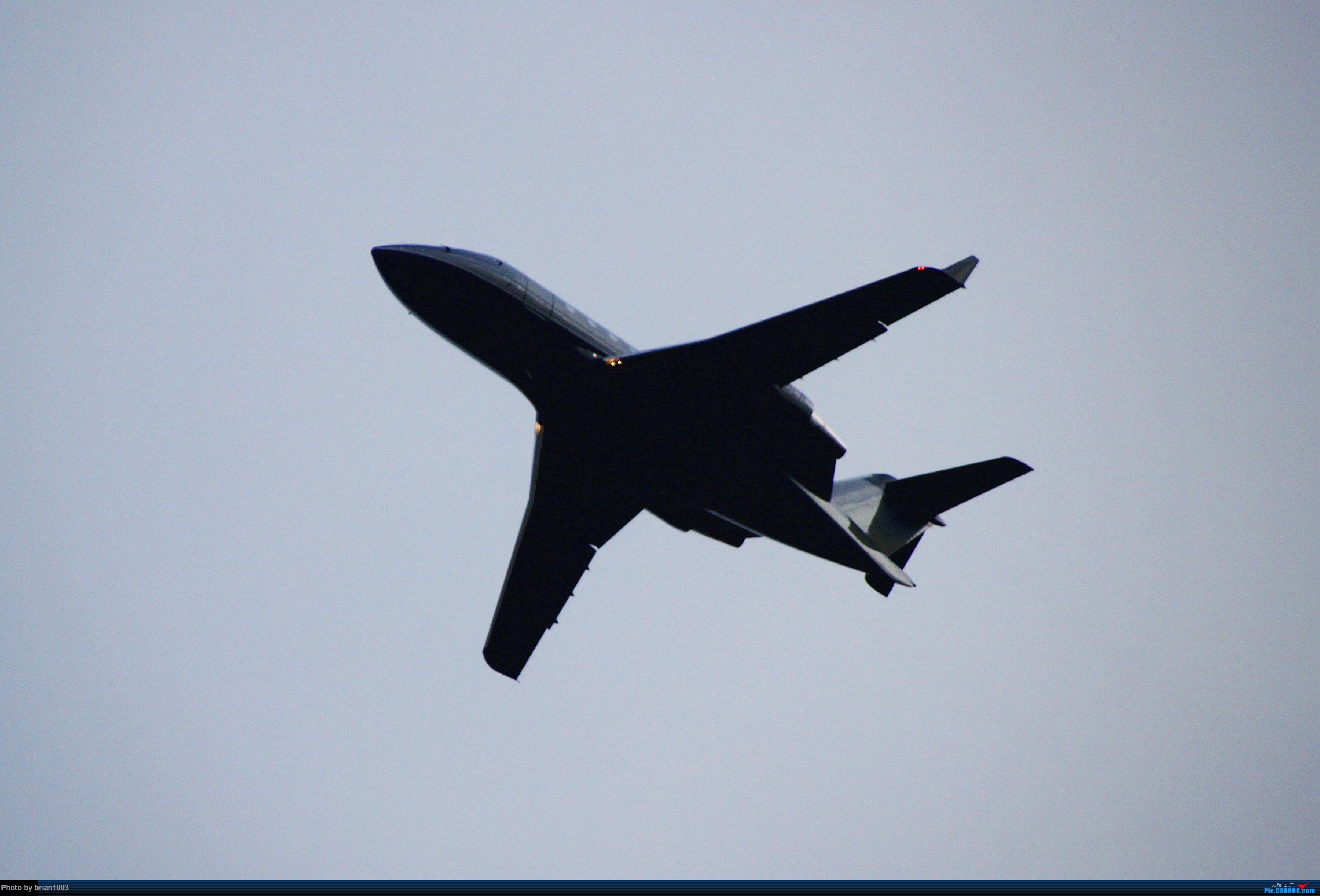 Re:[原创]WUH武汉天河机场拍机之精彩满满的十月(还可能更新) BOMBARDIER CHALLENGER I-DBLR 中国武汉天河国际机场