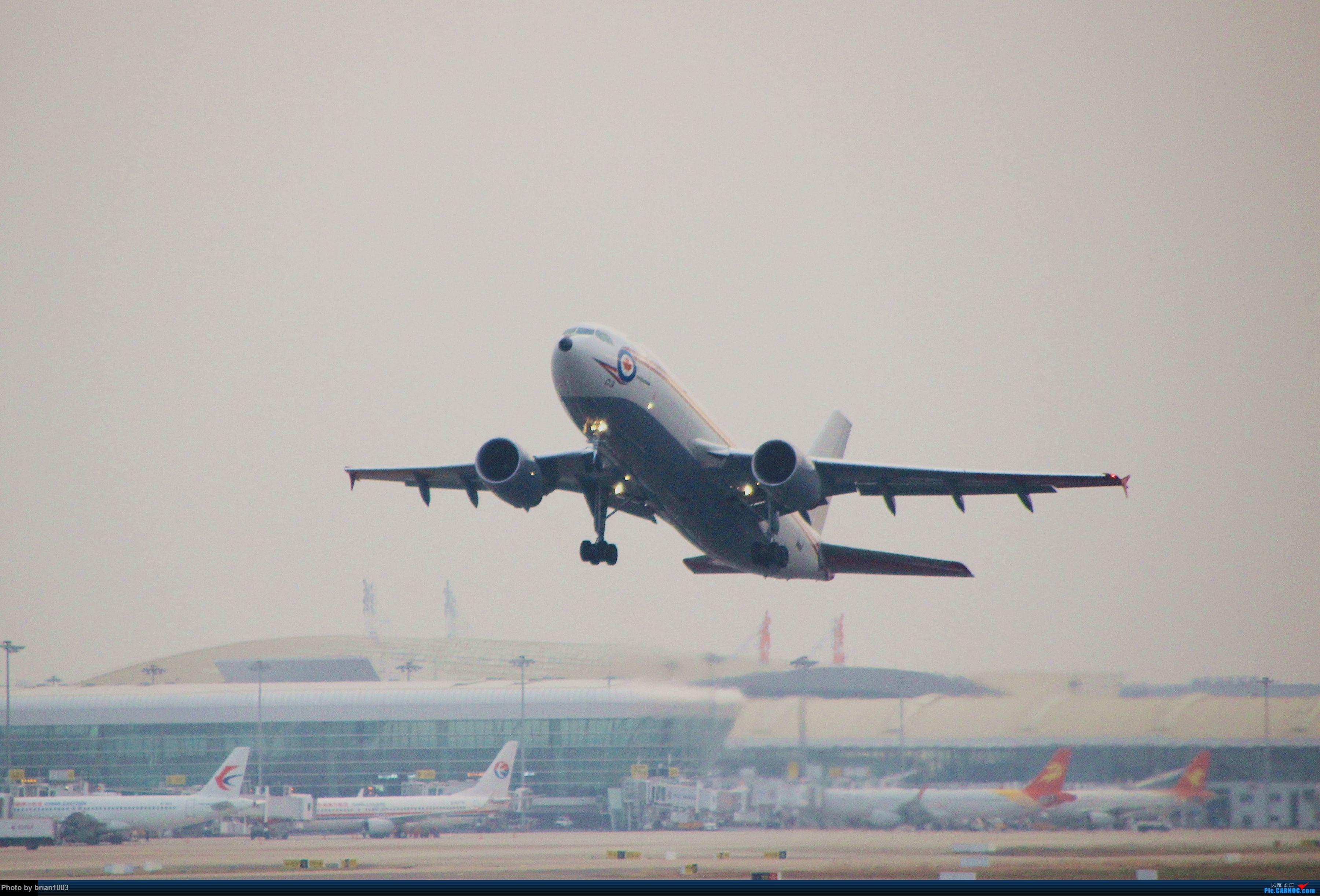 Re:[原创]WUH武汉天河机场拍机之精彩满满的十月(还可能更新) AIRBUS A310 CFC3170 中国武汉天河国际机场
