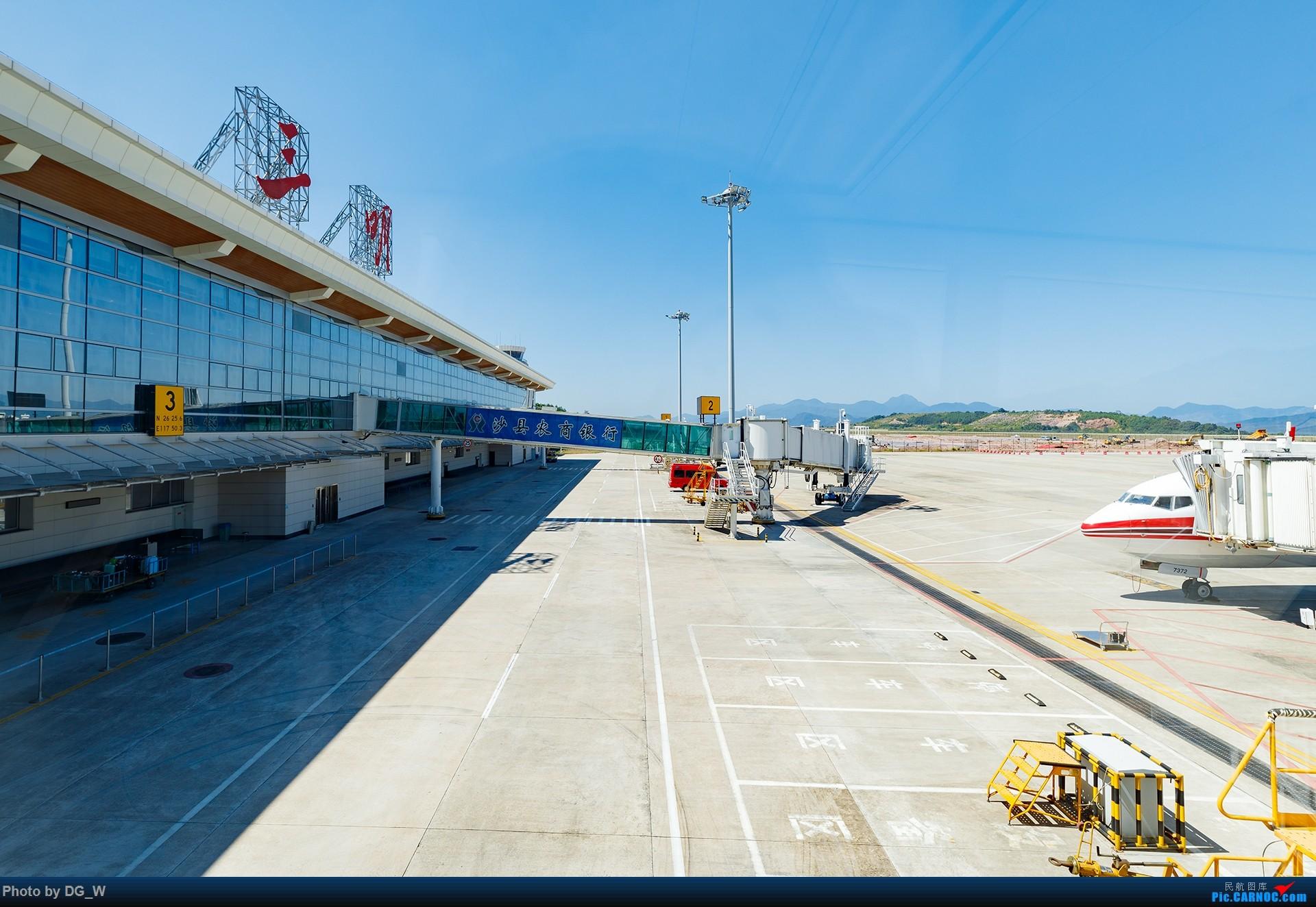 [原创]【南宁飞友】NAY的最后一个周末,以及拍机点越来越少的PEK    中国三明沙县机场