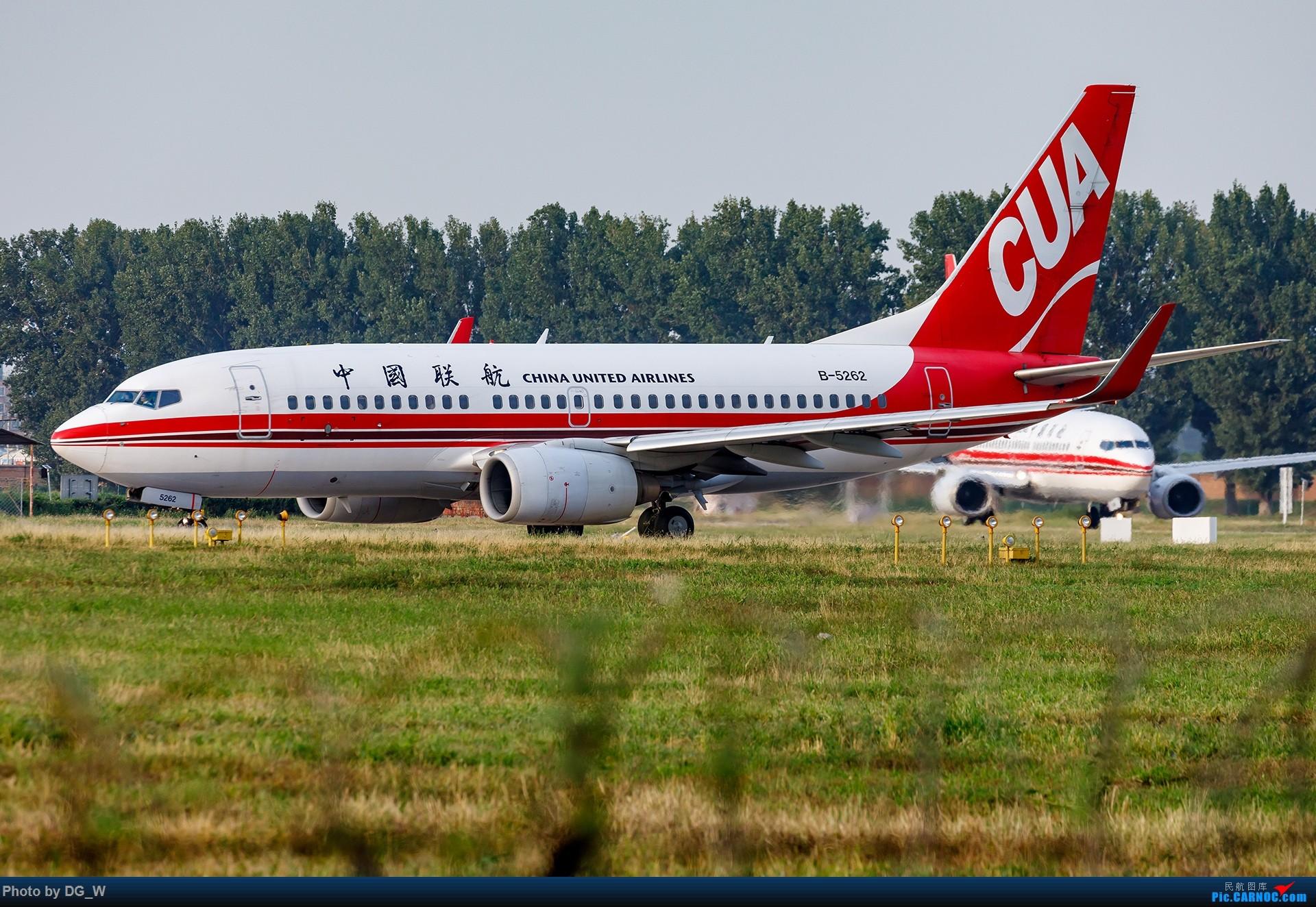 Re:[原创]【南宁飞友】NAY的最后一个周末,以及拍机点越来越少的PEK BOEING 737-700 B-5262 中国北京南苑机场