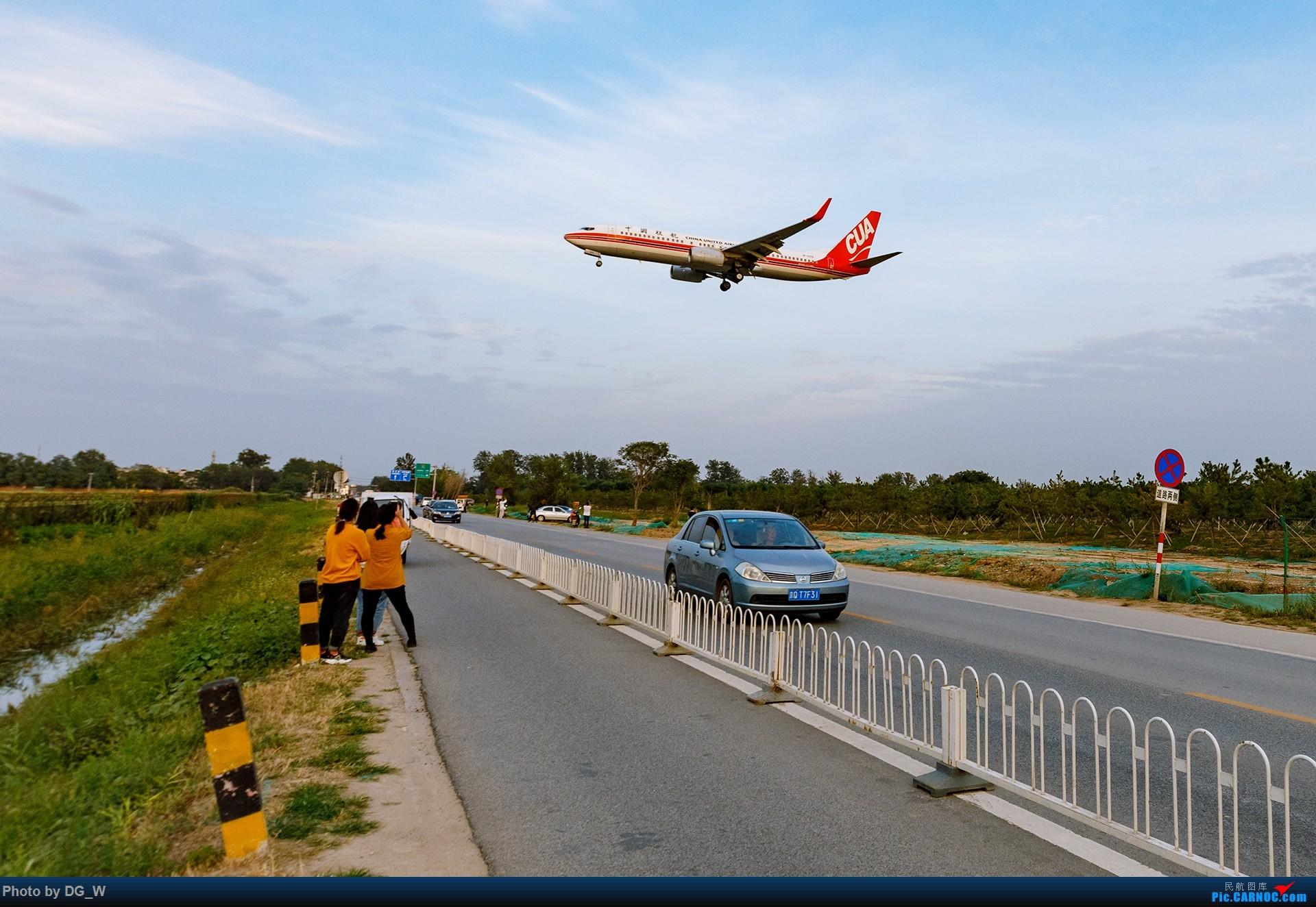 Re:[原创]【南宁飞友】NAY的最后一个周末,以及拍机点越来越少的PEK    中国北京南苑机场