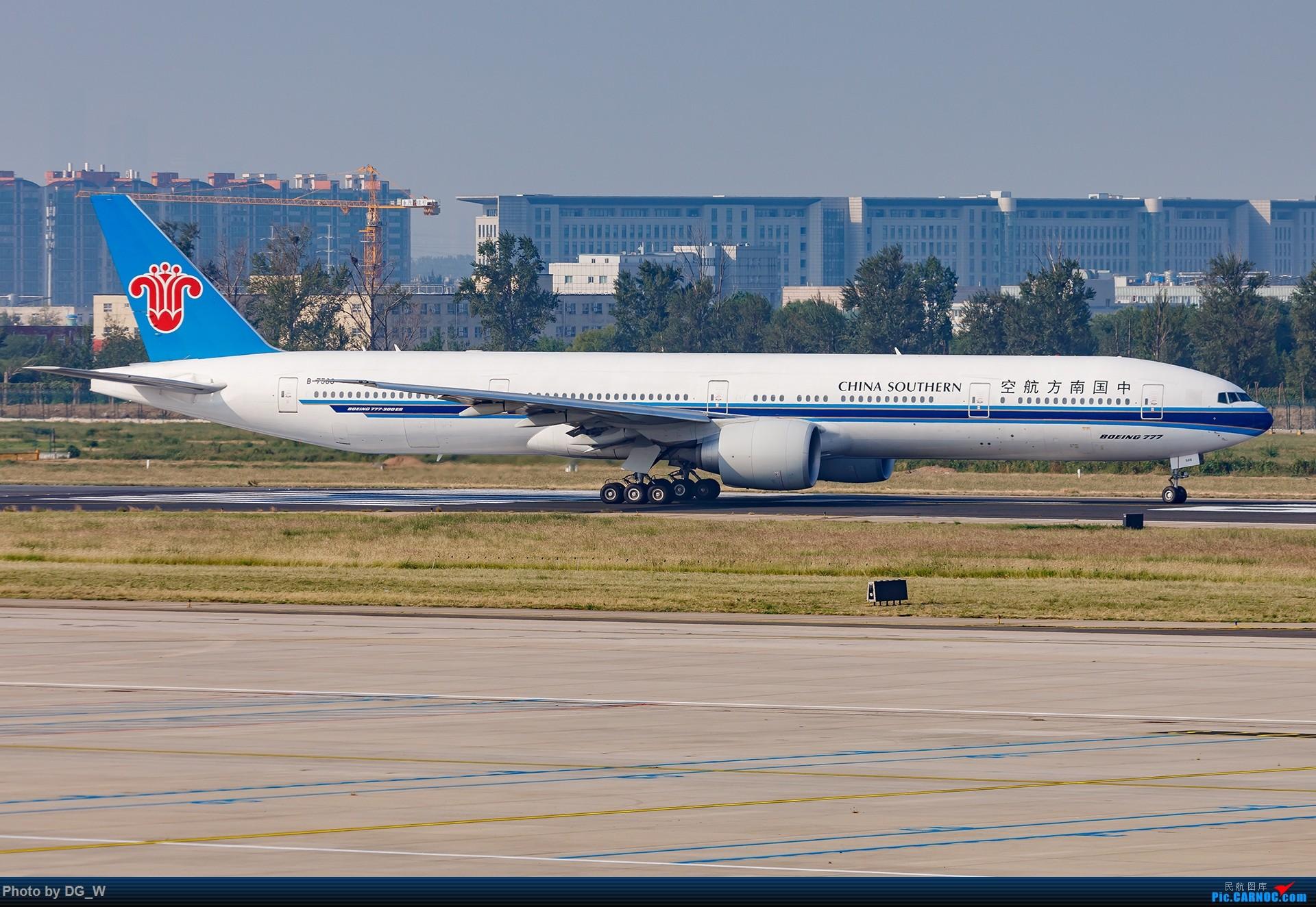 Re:[原创]【南宁飞友】NAY的最后一个周末,以及拍机点越来越少的PEK BOEING 777-300ER B-7588 中国北京首都国际机场
