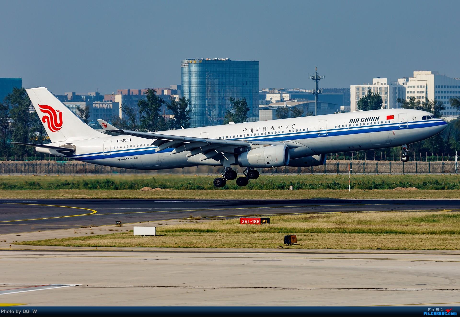 Re:[原创]【南宁飞友】NAY的最后一个周末,以及拍机点越来越少的PEK AIRBUS A330-300 B-5913 中国北京首都国际机场