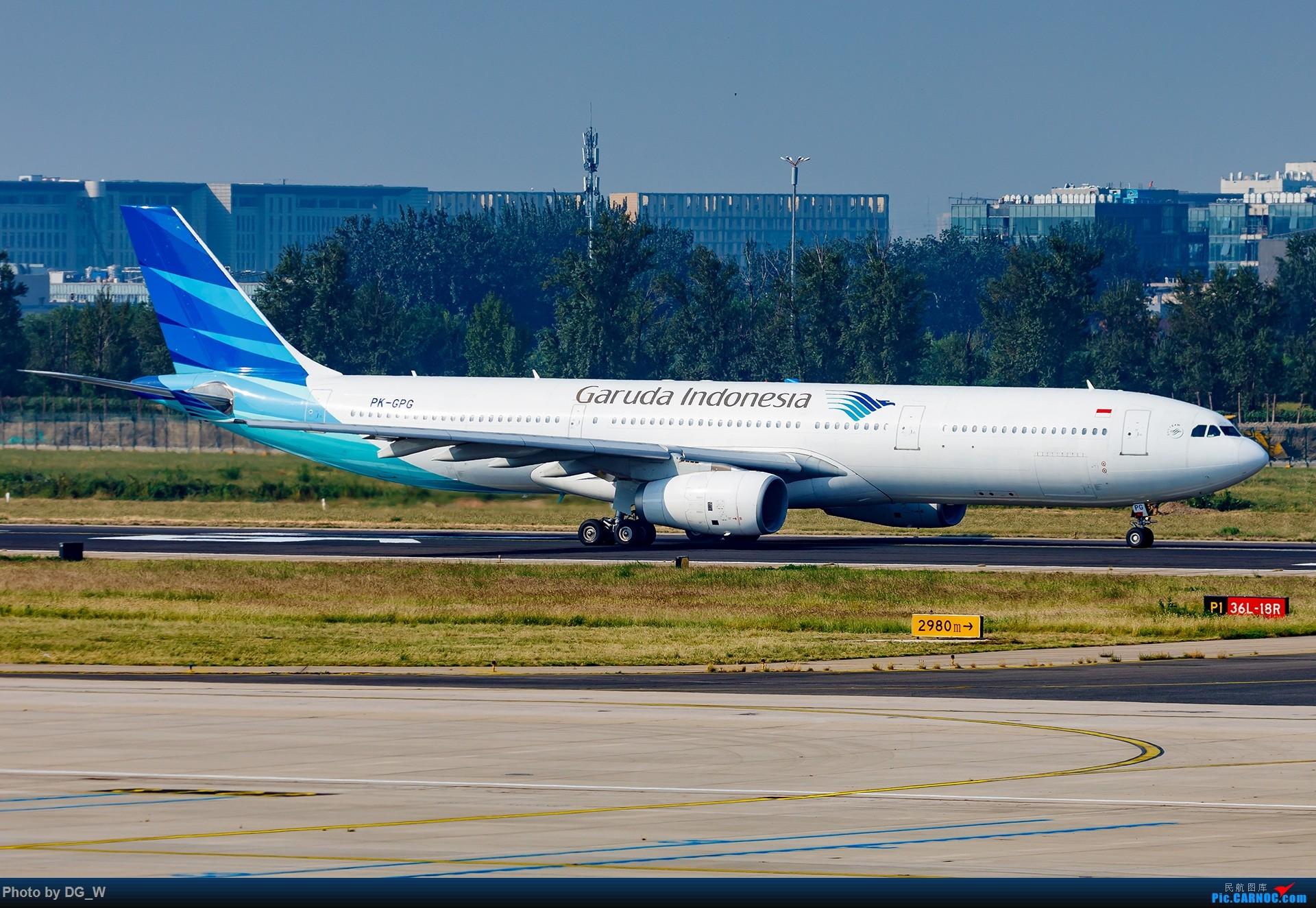Re:[原创]【南宁飞友】NAY的最后一个周末,以及拍机点越来越少的PEK AIRBUS A330-300 PK-GPG 中国北京首都国际机场