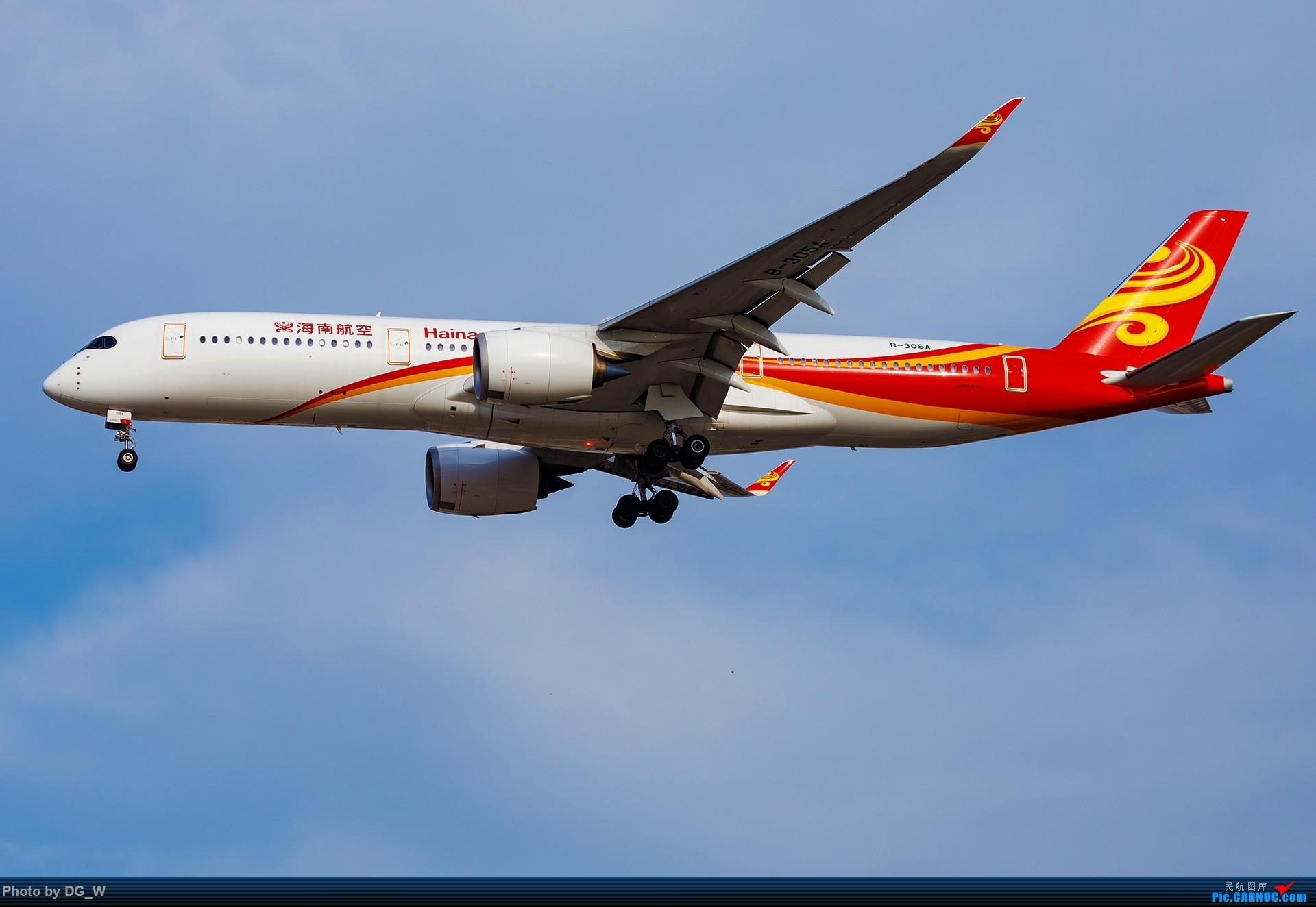 Re:[原创]【南宁飞友】NAY的最后一个周末,以及拍机点越来越少的PEK AIRBUS A350-900 B-305A 中国北京首都国际机场