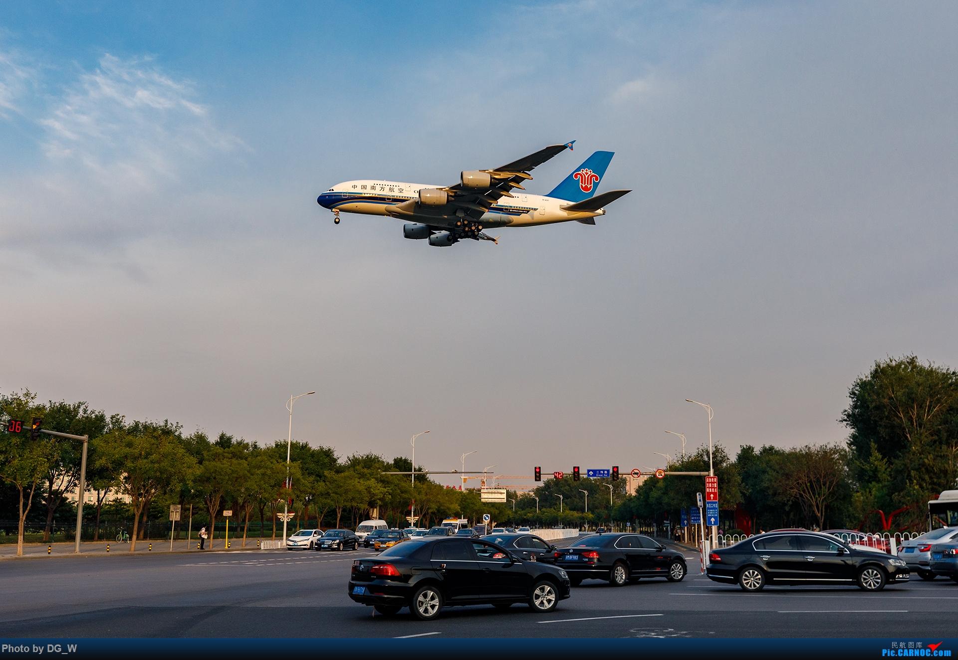 Re:[原创]【南宁飞友】NAY的最后一个周末,以及拍机点越来越少的PEK    中国北京首都国际机场