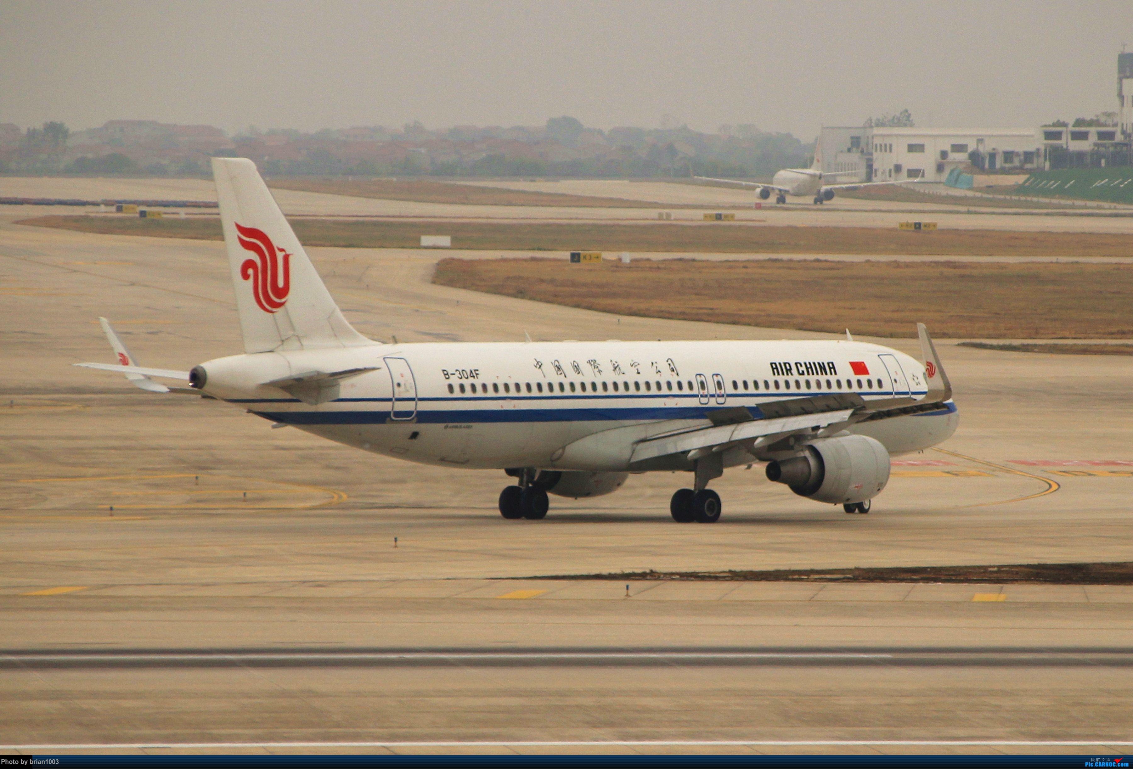 Re:[原创]WUH武汉天河机场拍机之精彩满满的十月(还可能更新) AIRBUS A320-200 B-304F 中国武汉天河国际机场
