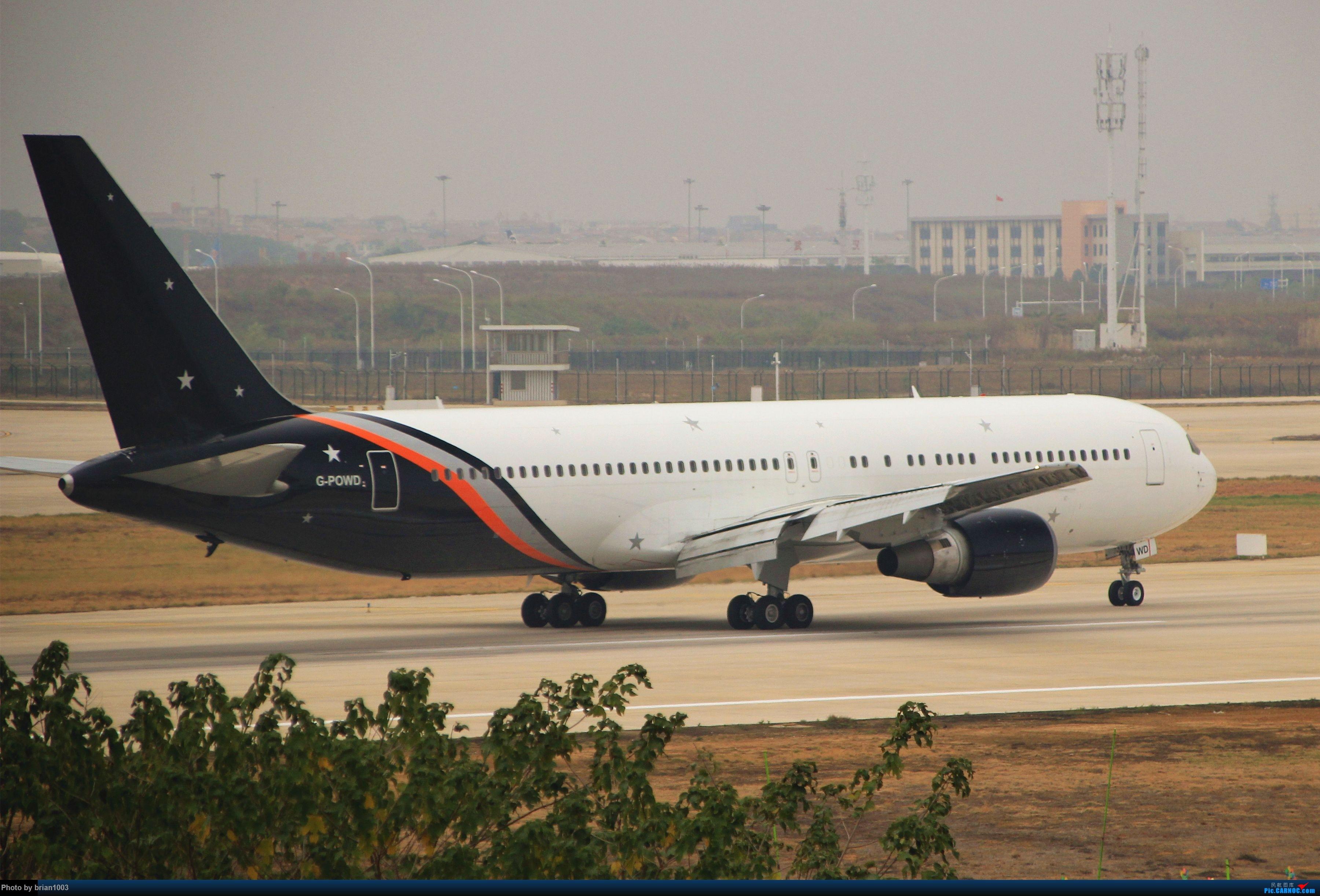 Re:[原创]WUH武汉天河机场拍机之精彩满满的十月(还可能更新) BOEING 767-300  中国武汉天河国际机场