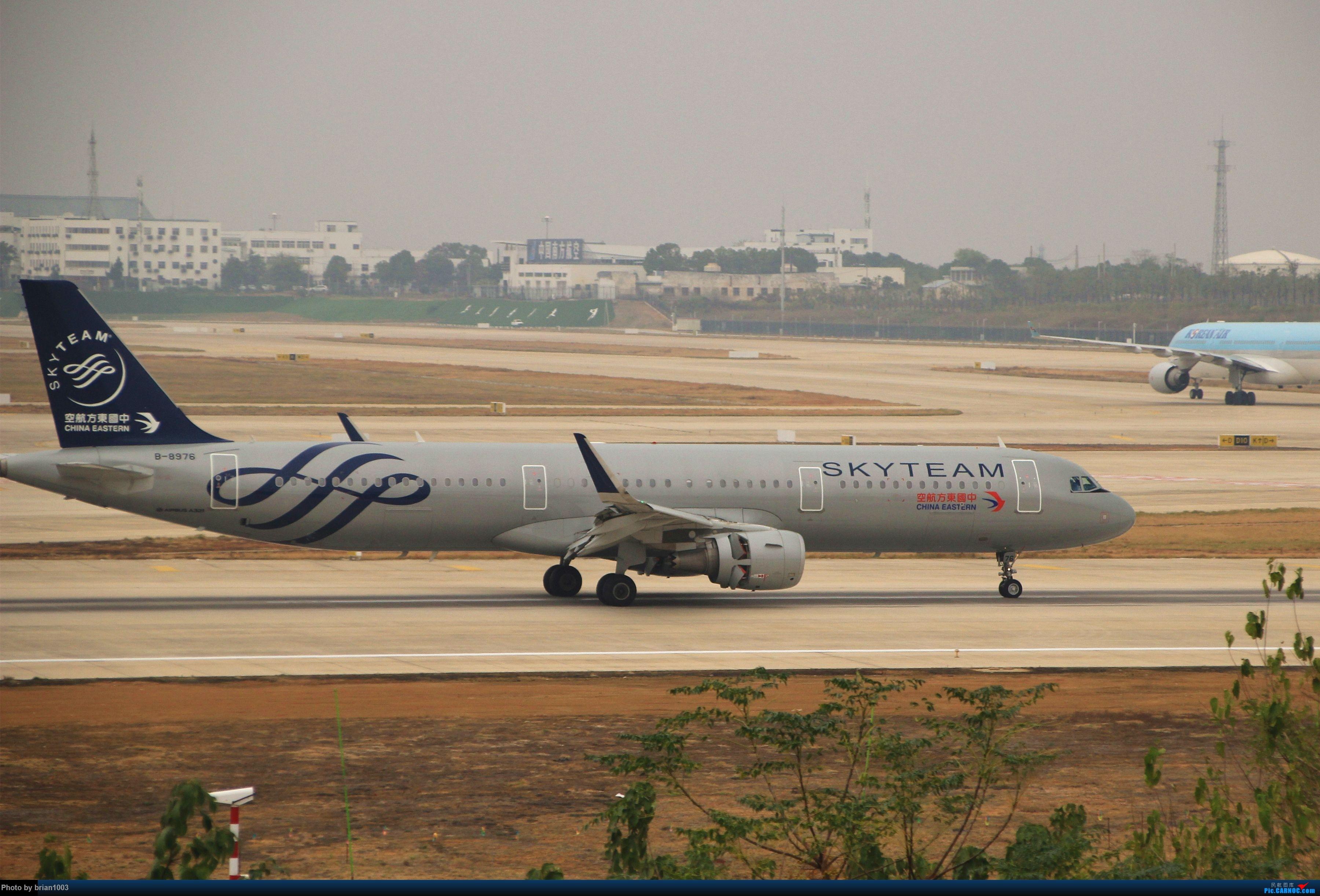 Re:[原创]WUH武汉天河机场拍机之精彩满满的十月(还可能更新) AIRBUS A321-200 B-8976 中国武汉天河国际机场