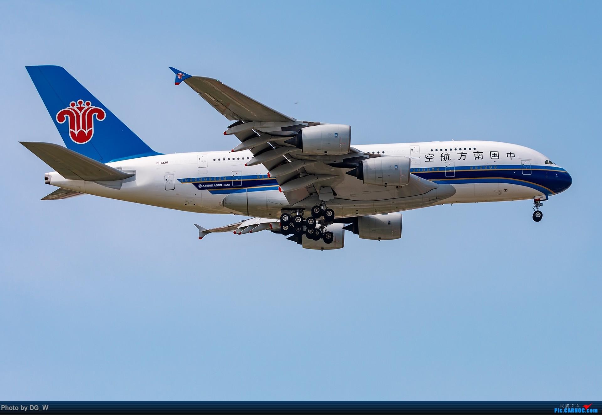 Re:[原创]【南宁飞友】NAY的最后一个周末,以及拍机点越来越少的PEK AIRBUS A380 B-6136 中国北京首都国际机场