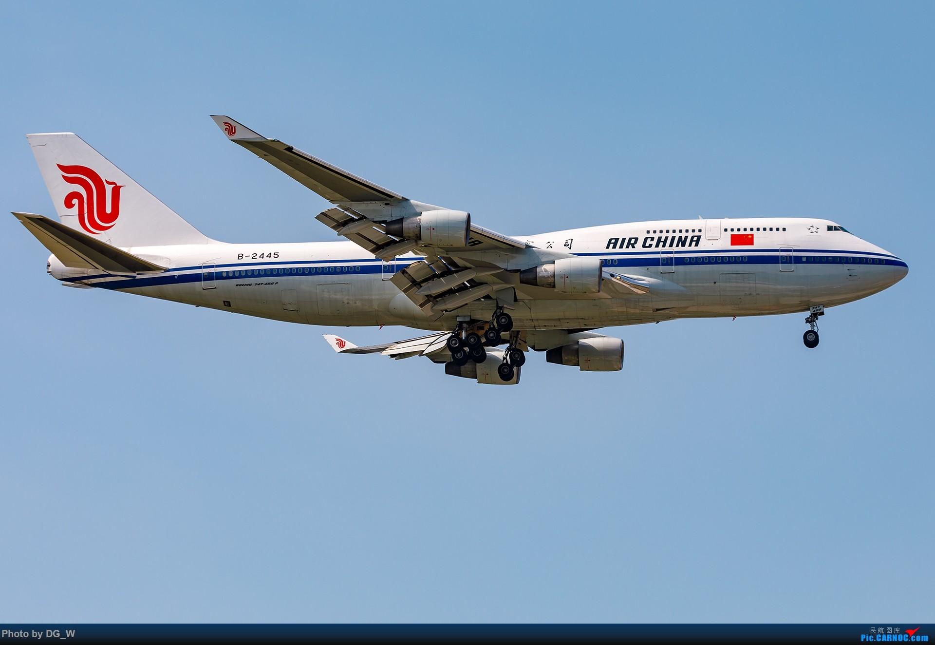 Re:[原创]【南宁飞友】NAY的最后一个周末,以及拍机点越来越少的PEK BOEING 747-400 B-2445 中国北京首都国际机场