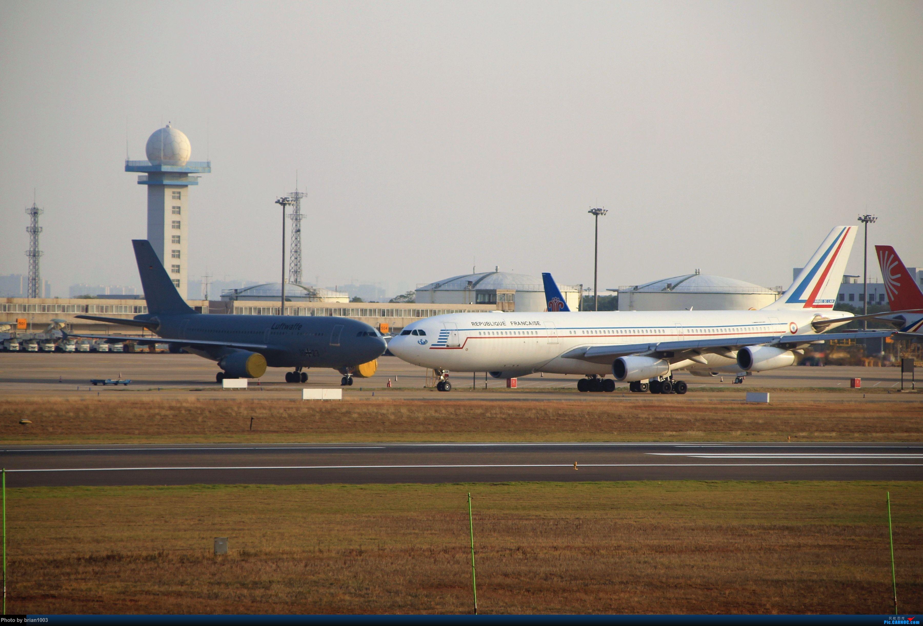 "Re:[原创]WUH武汉天河机场拍机之""彩蛋""满满的十月(更新至10月27日的763) AIRBUS A340-200 F-RAJA 中国武汉天河国际机场"