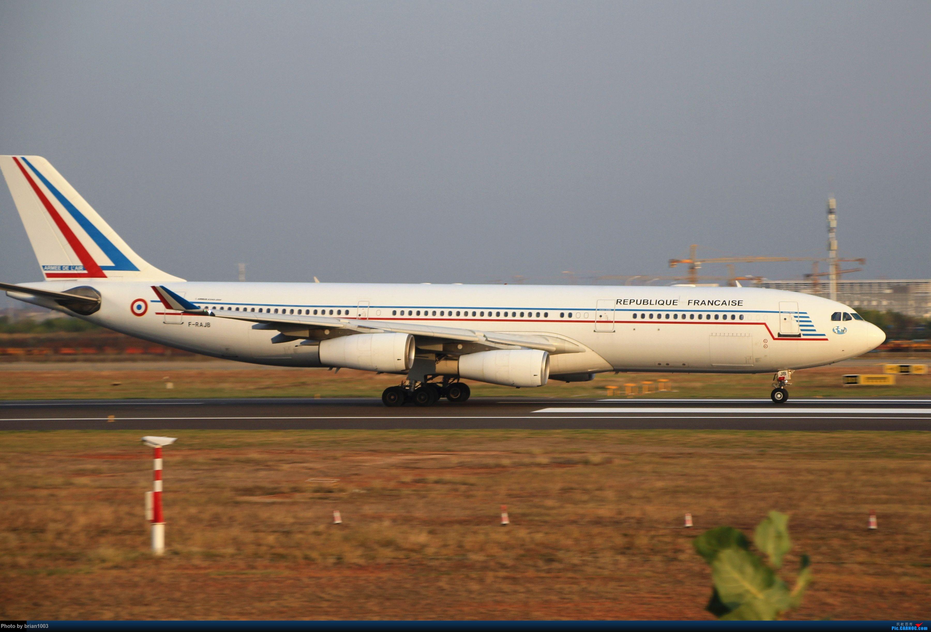 "Re:[原创]WUH武汉天河机场拍机之""彩蛋""满满的十月(更新至10月27日的763) AIRBUS A340-200 F-RAJB 中国武汉天河国际机场"