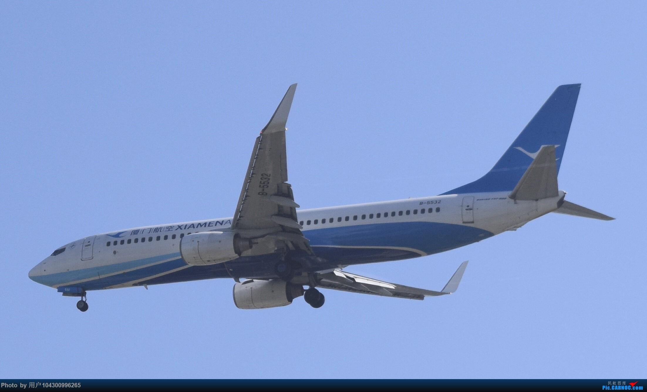 Re:[原创]大雾以后KWE降落高峰,偶遇多彩贵州航空A320neo BOEING 737-800 B-5532 中国贵阳龙洞堡国际机场