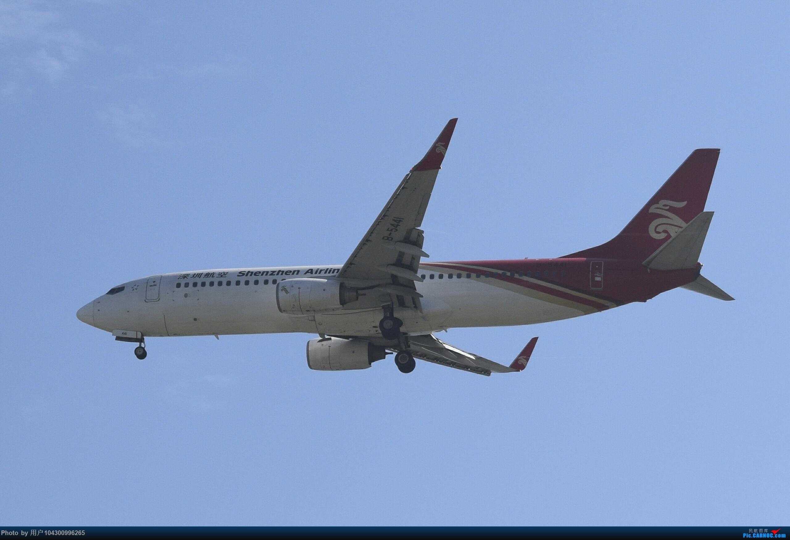 Re:[原创]大雾以后KWE降落高峰,偶遇多彩贵州航空A320neo BOEING 737-800 B-5441 中国贵阳龙洞堡国际机场