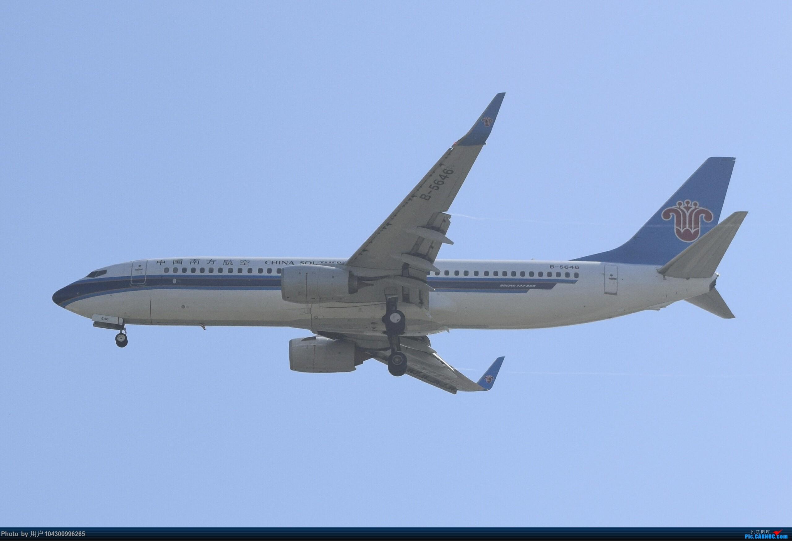 Re:[原创]大雾以后KWE降落高峰,偶遇多彩贵州航空A320neo BOEING 737-800 B-5646 中国贵阳龙洞堡国际机场