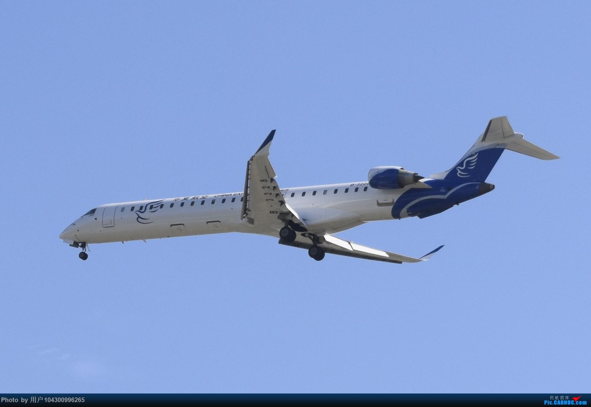 Re:[原创]大雾以后KWE降落高峰,偶遇多彩贵州航空A320neo BOMBARDIER CRJ900NG B-3228 中国贵阳龙洞堡国际机场