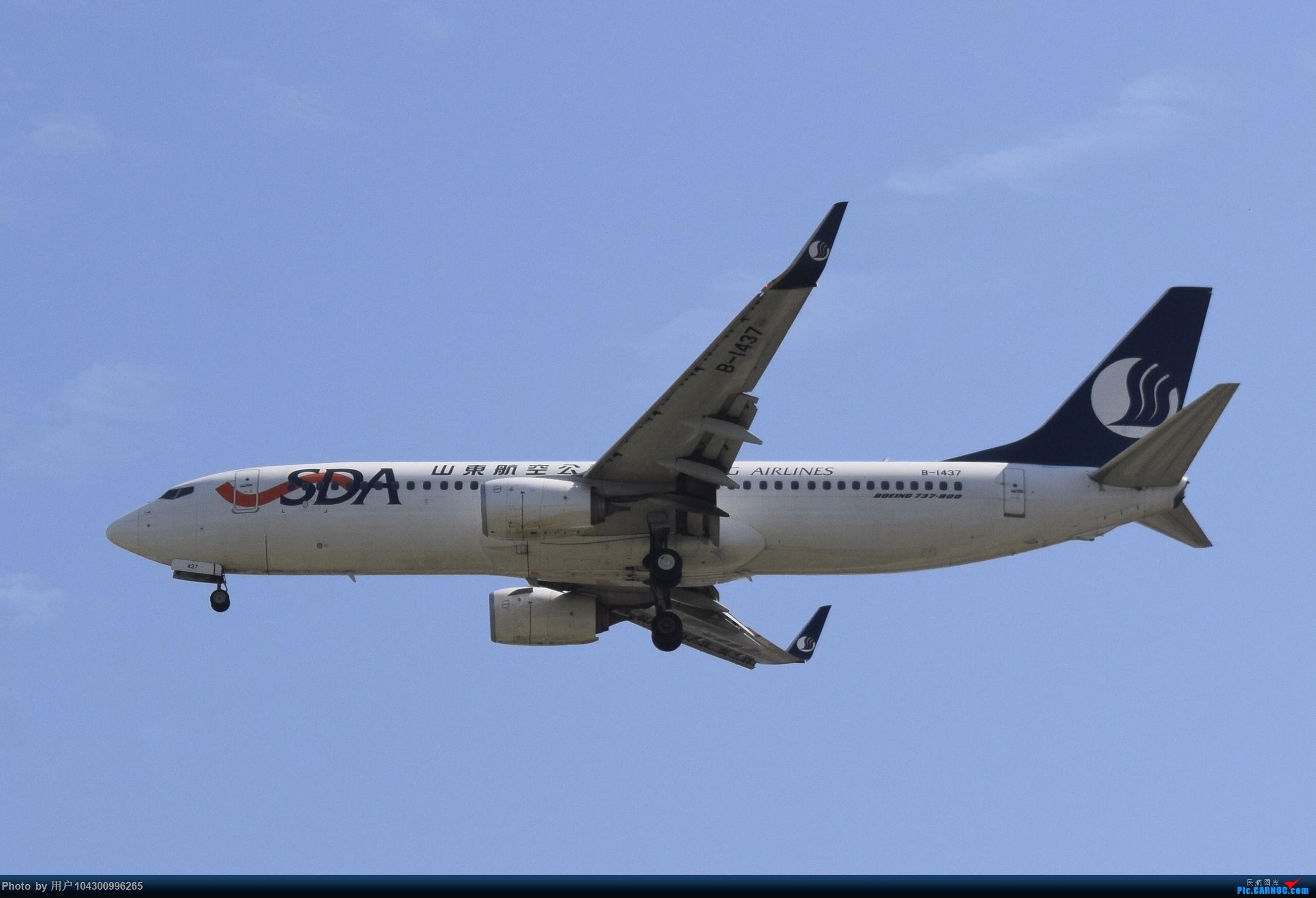 Re:[原创]大雾以后KWE降落高峰,偶遇多彩贵州航空A320neo BOEING 737-800 B-1437 中国贵阳龙洞堡国际机场