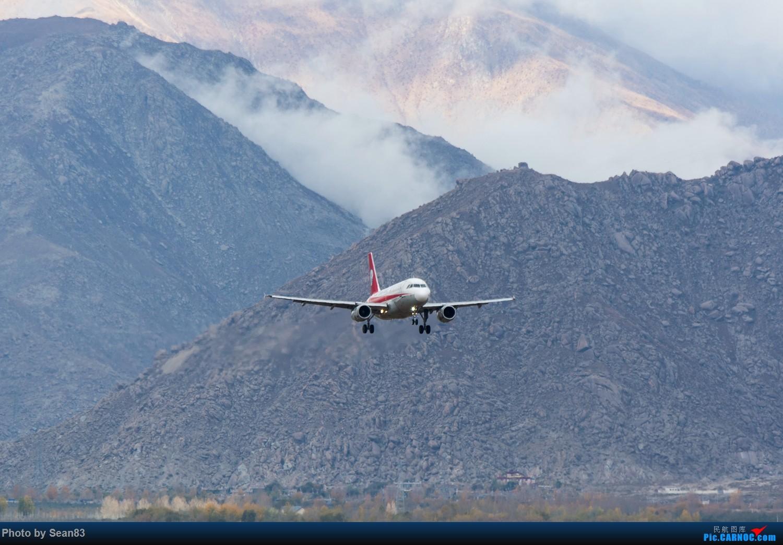 [原创]山南拍机之旅 AIRBUS A319-100 B-6043 中国拉萨贡嘎国际机场
