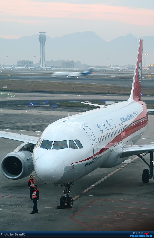 Re:[原创]山南拍机之旅 AIRBUS A320-200 B-6322 中国重庆江北国际机场