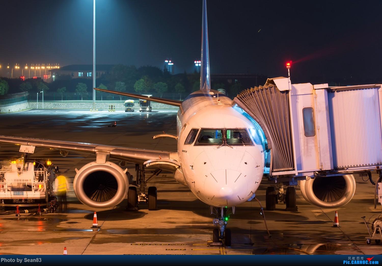 Re:[原创]山南拍机之旅 EMBRAER E-190  中国西安咸阳国际机场