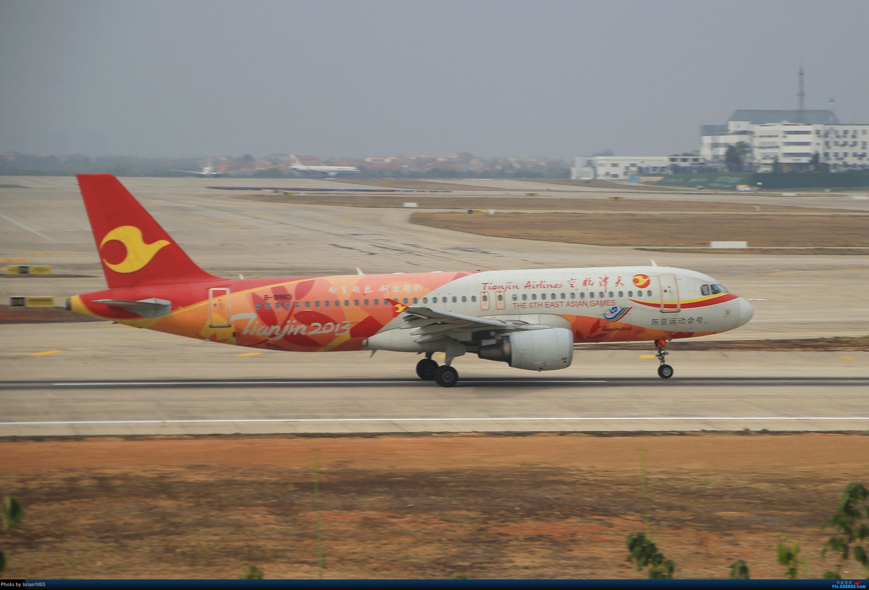 Re:[原创]WUH武汉天河机场拍机之新航季来的海航333和幸福的738 AIRBUS A320-200 B-9963 中国武汉天河国际机场