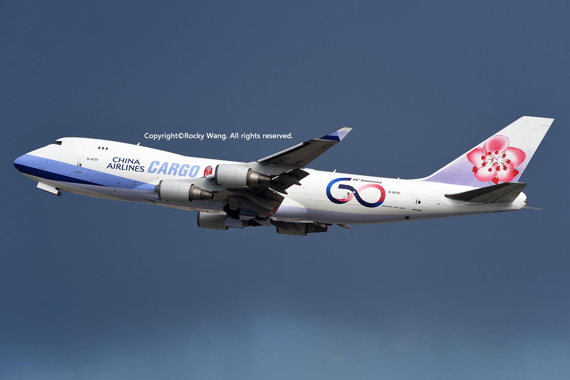 Re:[原创]彩绘圣地-附加彩蛋 BOEING 747-409F(SCD) B-18701 Los Angeles Int'l Airport
