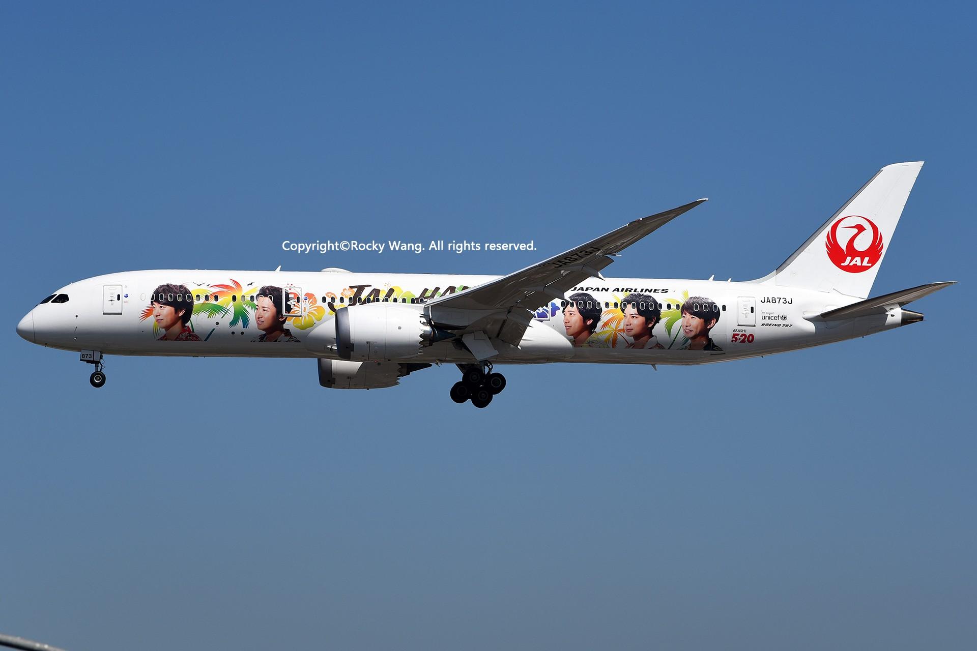 Re:[原创]彩绘圣地-附加彩蛋 BOEING 787-9 DREAMLINER JA873J Los Angeles Int'l Airport