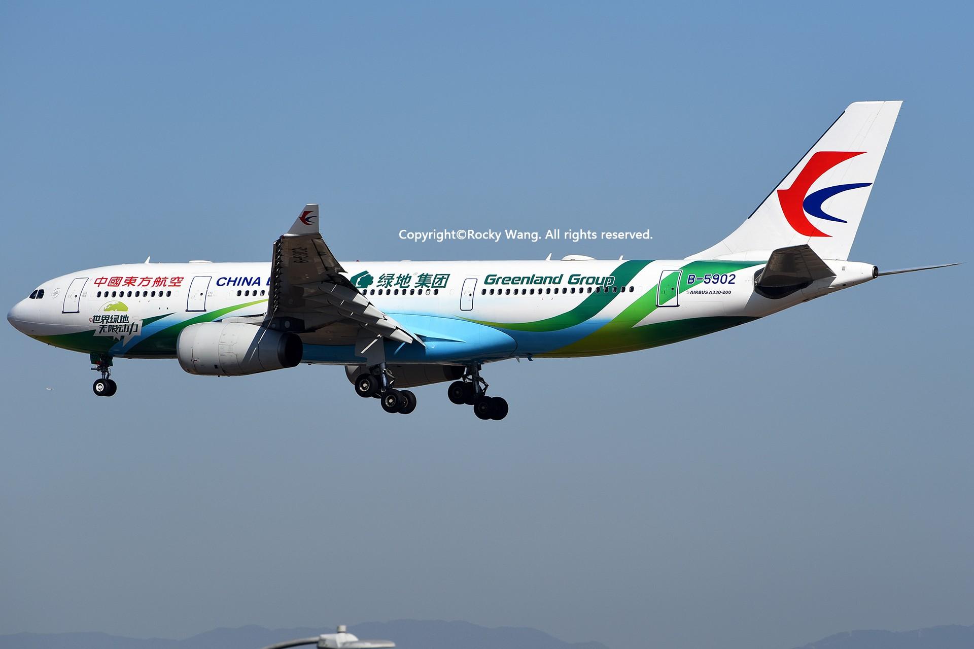 Re:[原创]彩绘圣地-附加彩蛋 AIRBUS A330-243 B-5902 Los Angeles Int'l Airport