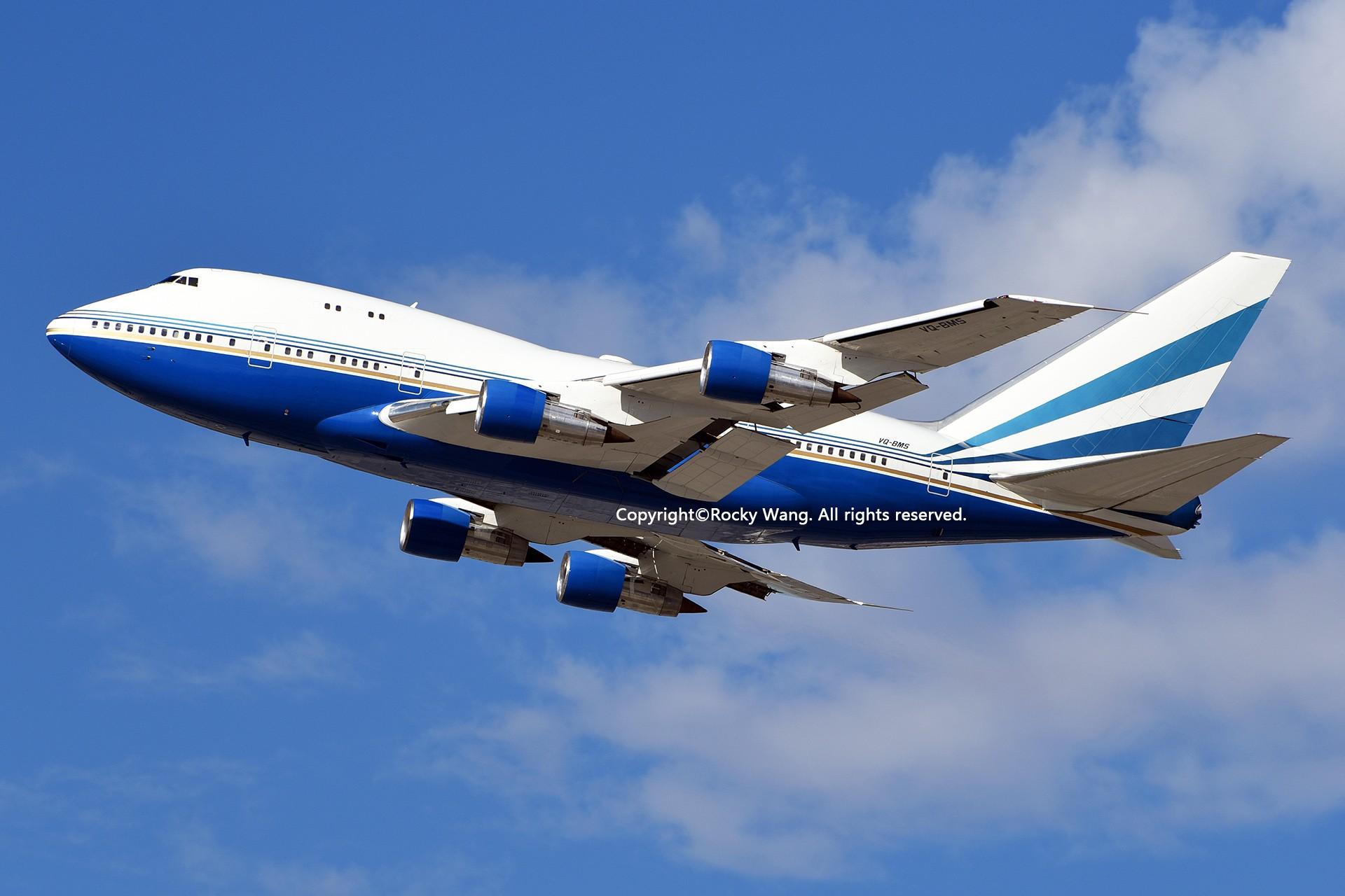 Re:[原创]彩绘圣地-附加彩蛋 BOEING 747SP-21 VQ-BMS Los Angeles Int'l Airport