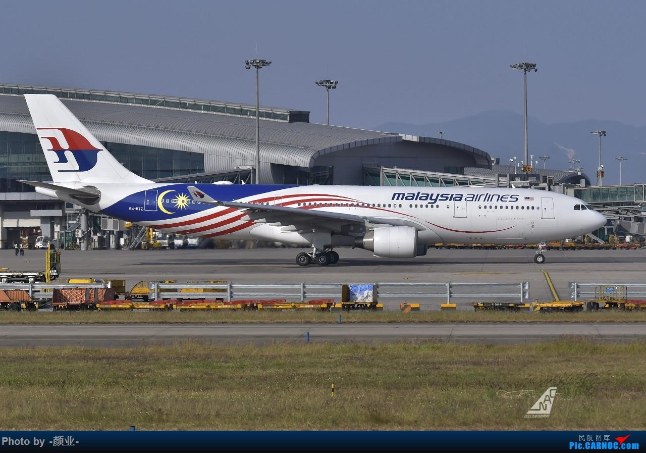 Re:[原创]走近飞机起降点(无尽创意) AIRBUS A330-200 9M-MTZ 中国广州白云国际机场