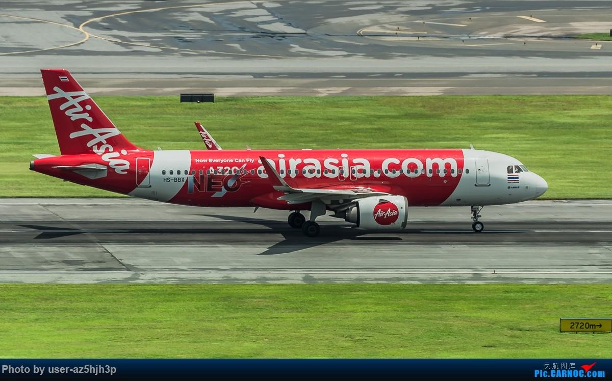 Re:[原创]亚航飞机几架 AIRBUS A320 HS-BBX 香港国际机场