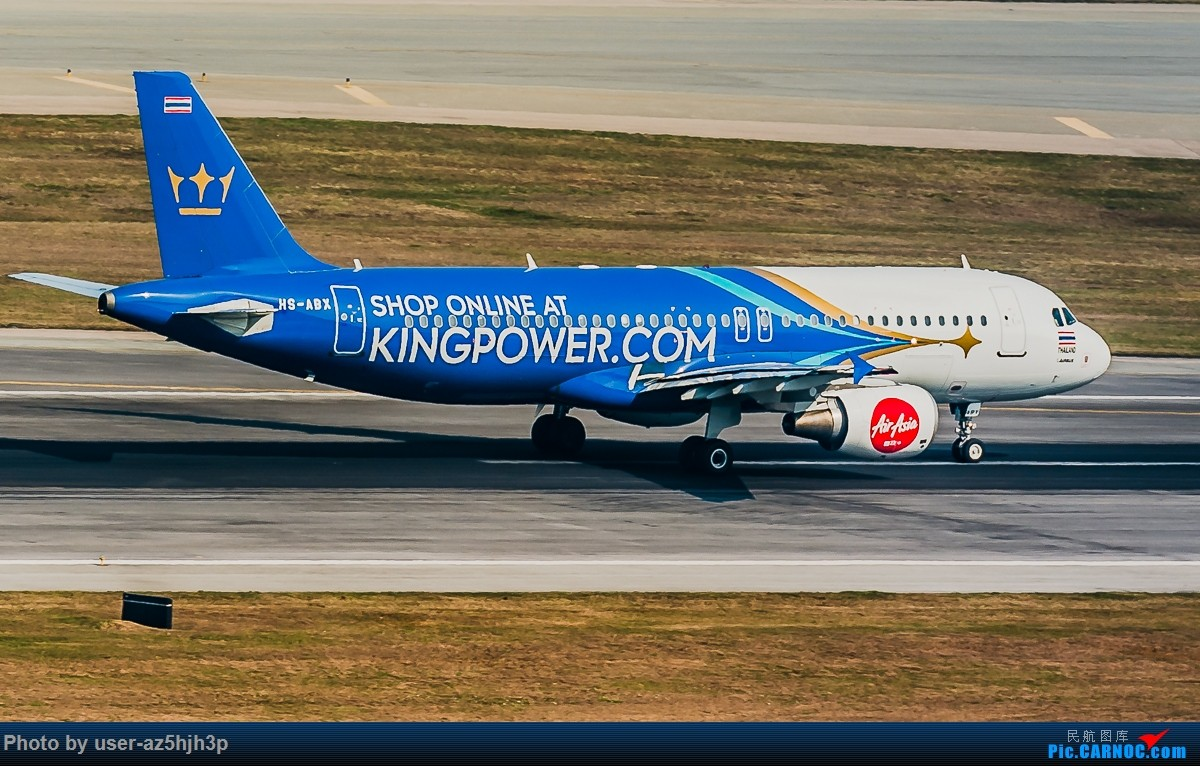 Re:[原创]亚航飞机几架 AIRBUS A320 HS-ABX 香港国际机场