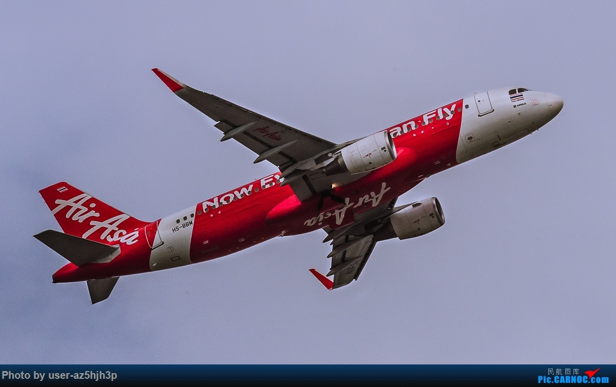 Re:[原创]亚航飞机几架 AIRBUS A320 HS-BBM 香港国际机场