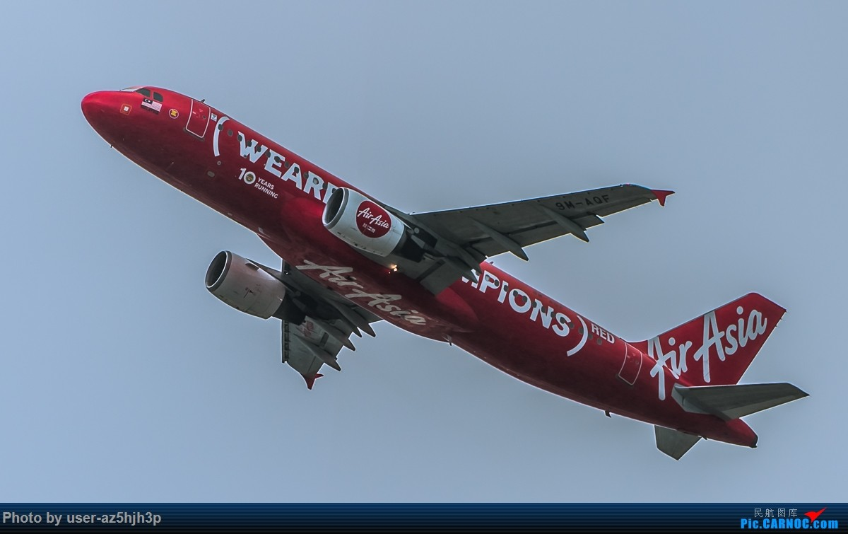 Re:[原创]亚航飞机几架 AIRBUS A320 9M-AQF 香港国际机场