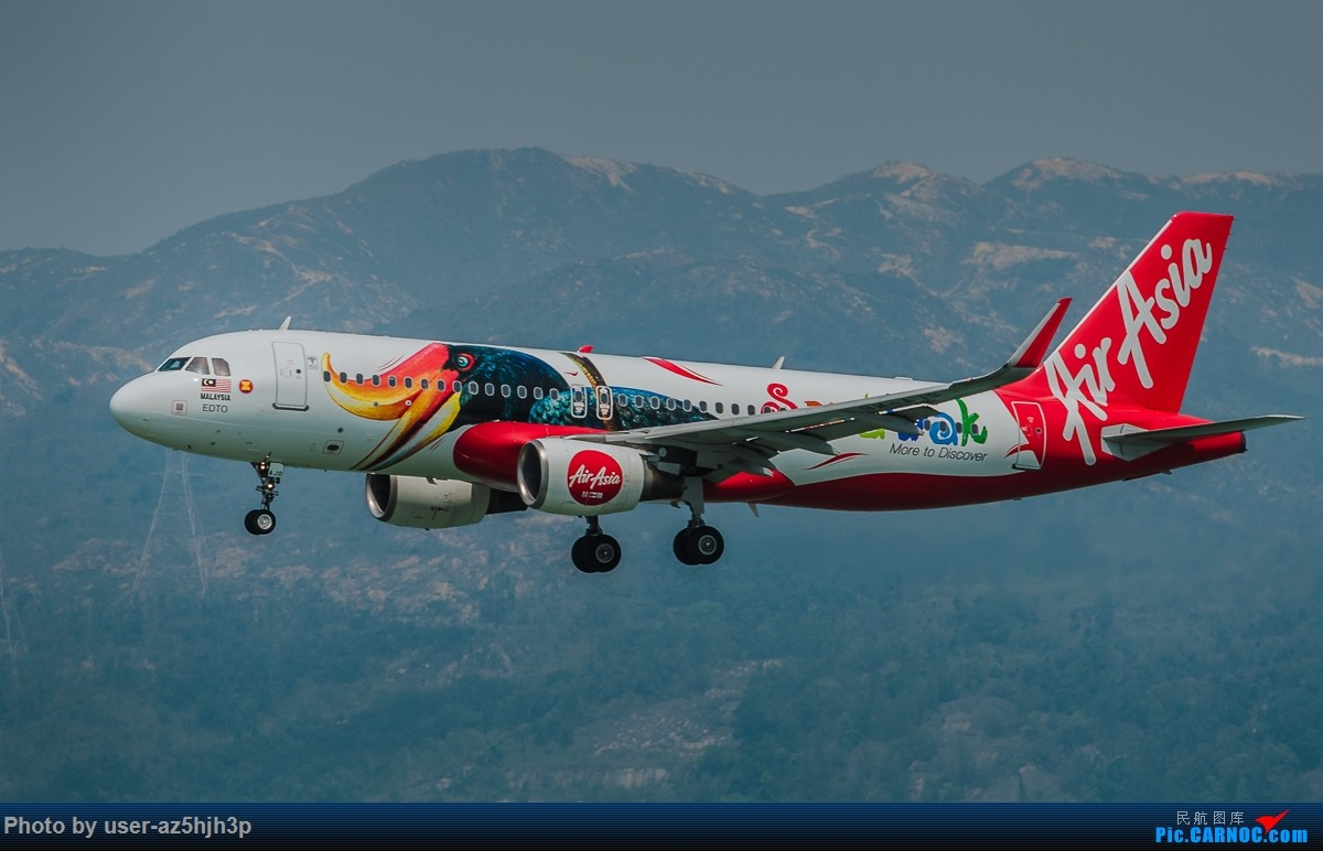 Re:[原创]亚航飞机几架 AIRBUS A320 9M-AJD 香港国际机场