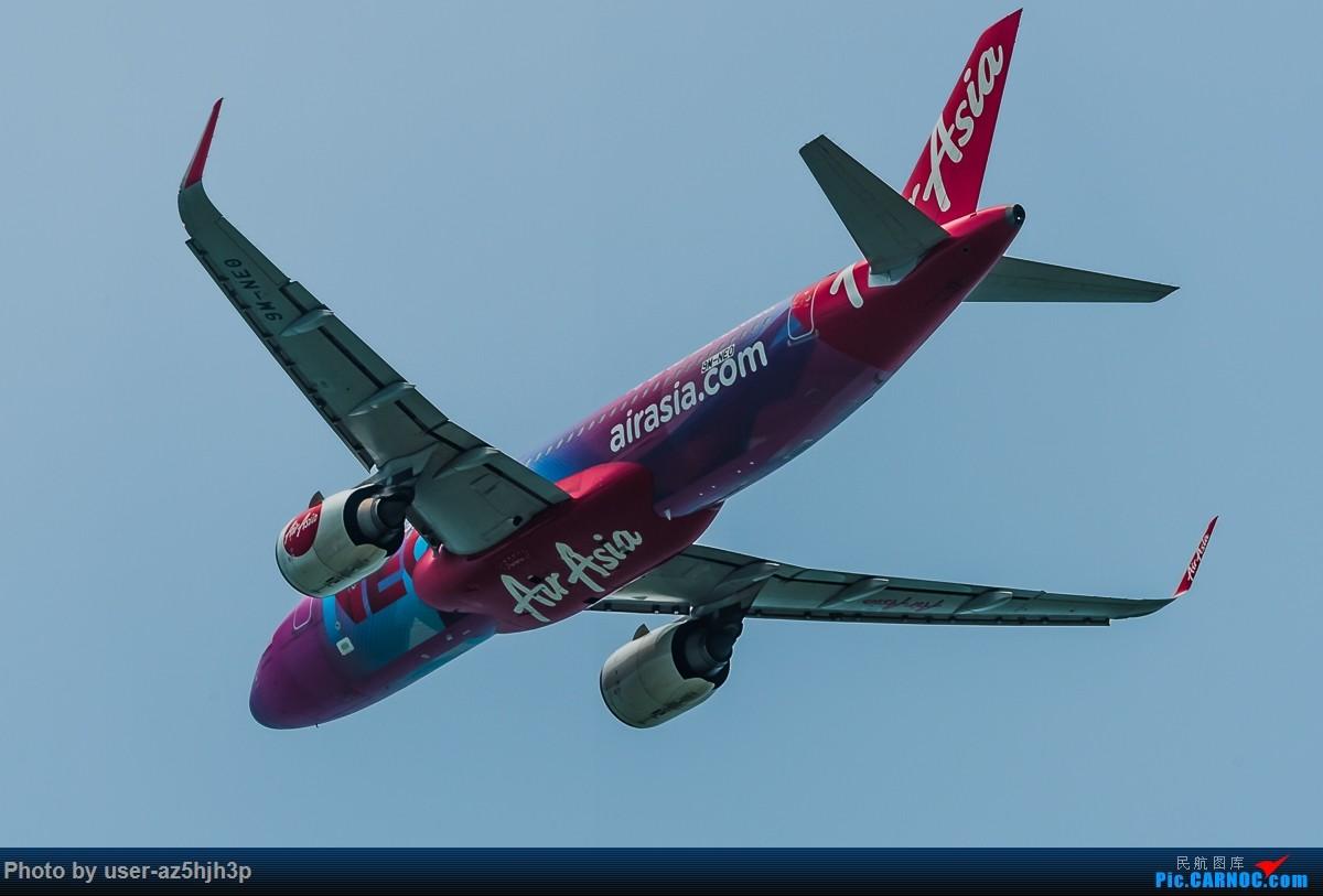 Re:[原创]亚航飞机几架 AIRBUS A320 9M-ENO 香港国际机场