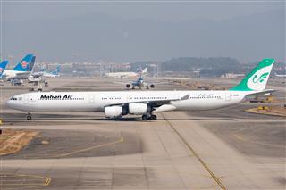 Re:閃現廣州白云的神秘伊朗航空