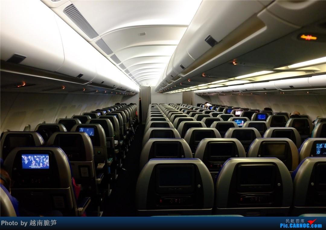 Re:[原创]多事之秋在地中海——国泰航空伴我行 AIRBUS A330-300